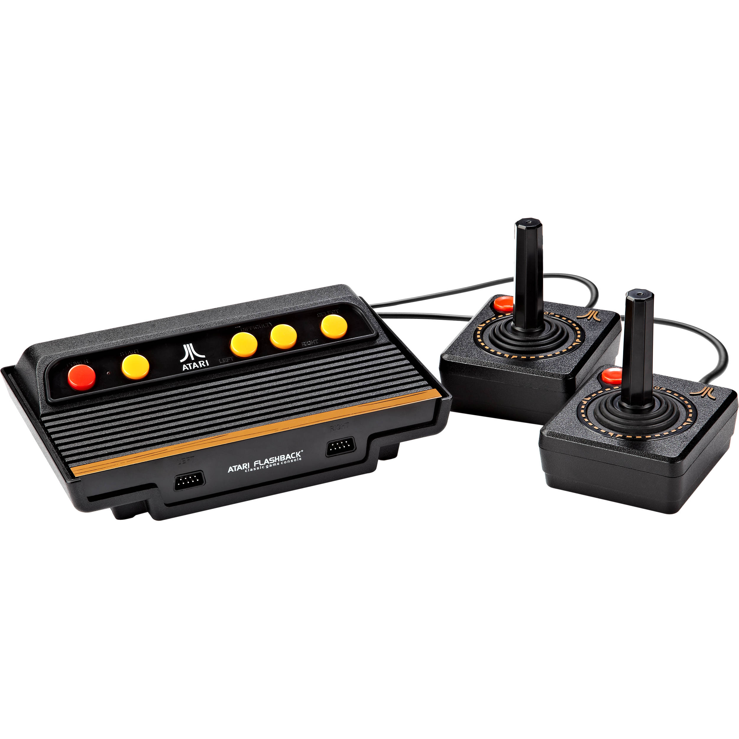 Atari flashback 8 game console 00378 3 b h photo video - Atari flashback 3 classic game console ...