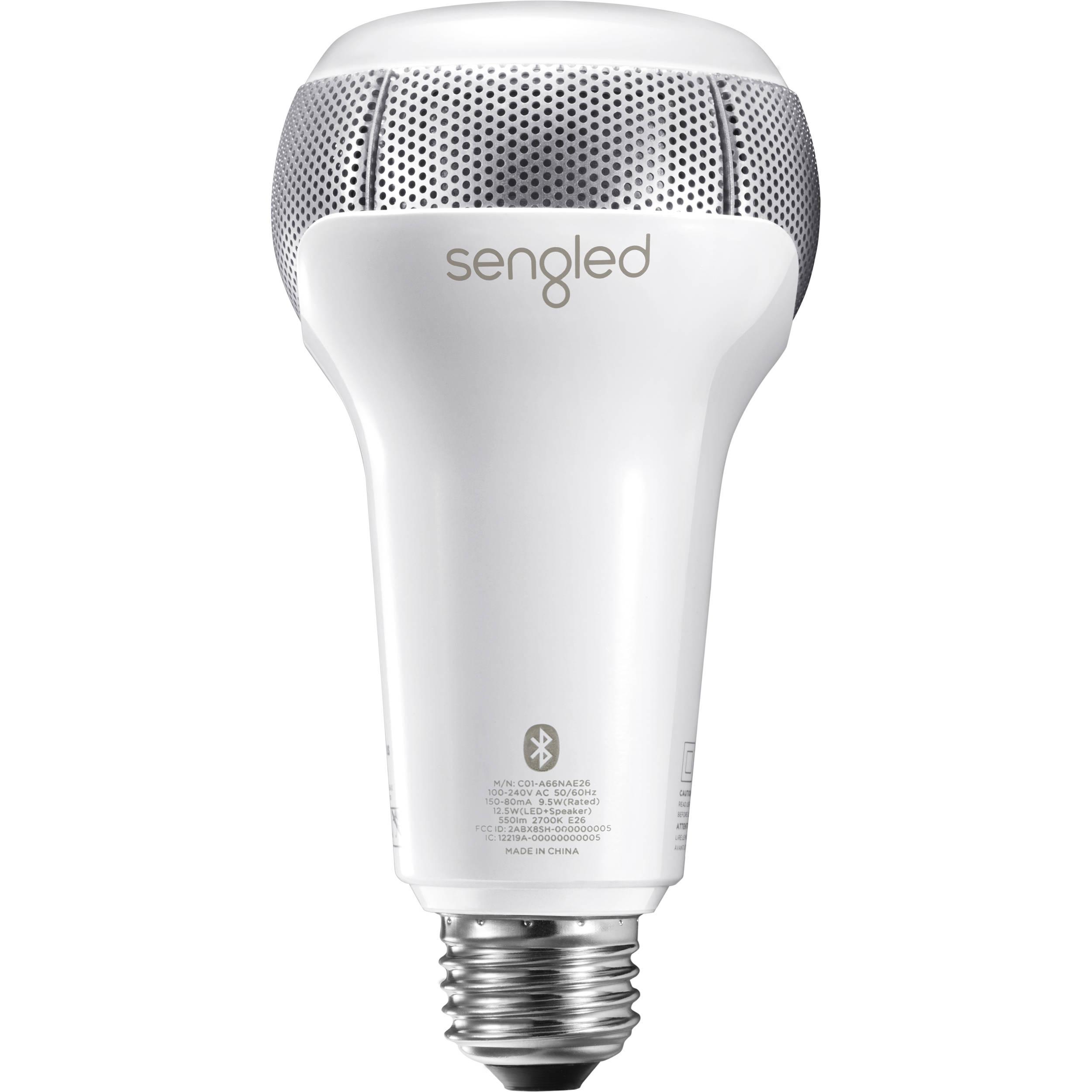 Sengled Pulse Solo Led Light Bulb With Dual C01 A66nae26w B H