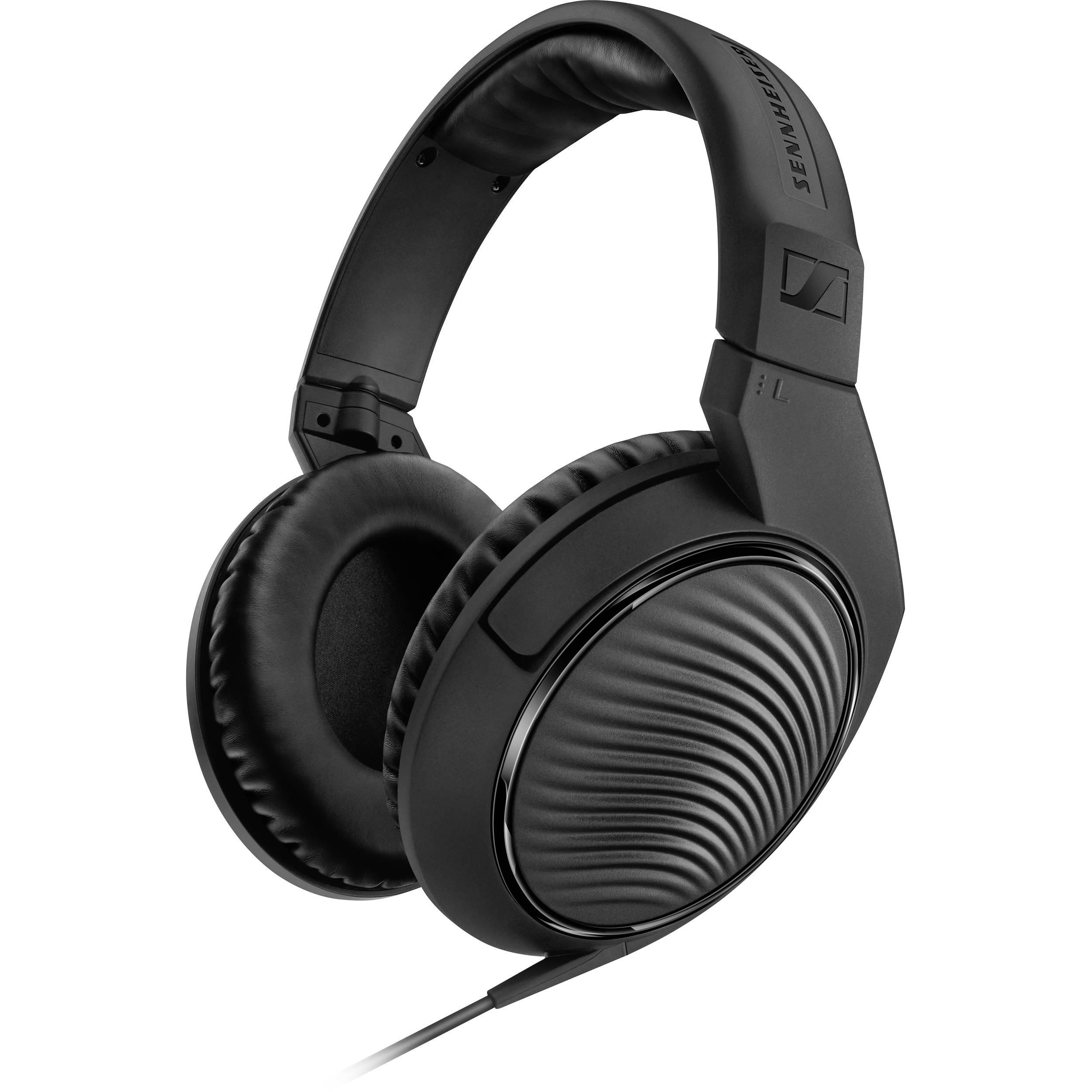cee78217e2e Sennheiser HD 200 Pro Monitoring Headphones 507182 B&H Photo