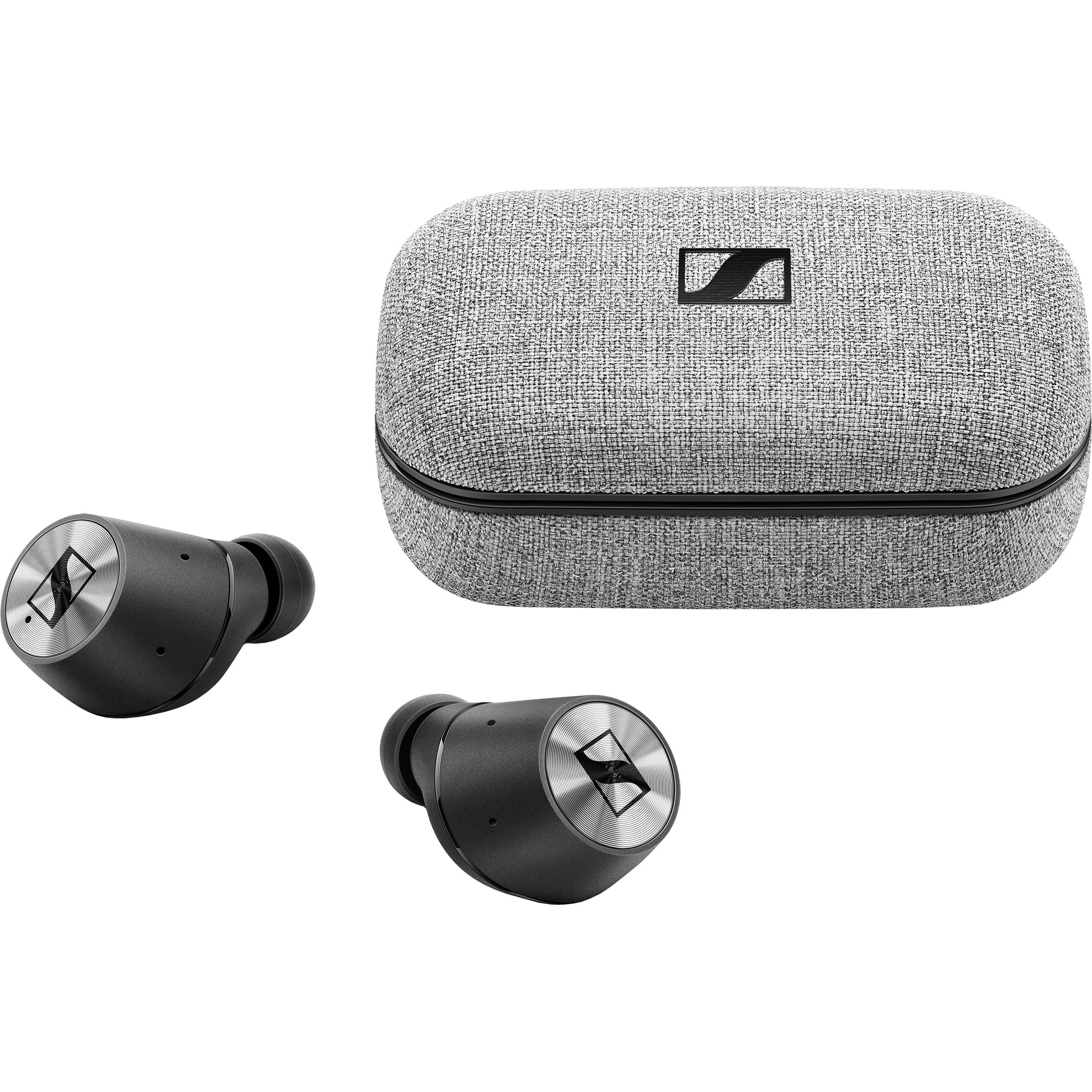 ed199763fcf Sennheiser MOMENTUM True Wireless Bluetooth In-Ear 508524 B&H