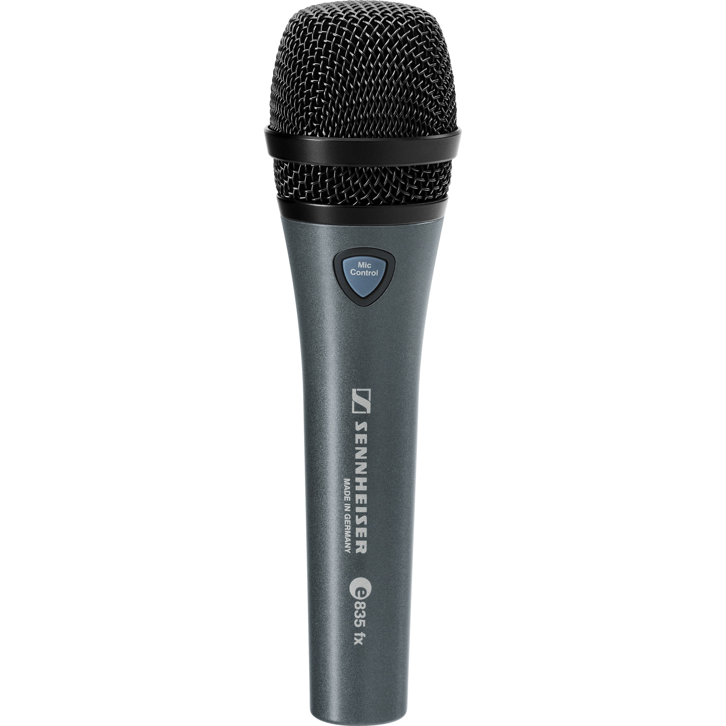 sennheiser evolution e 835 fx dynamic vocal microphone e835fx. Black Bedroom Furniture Sets. Home Design Ideas