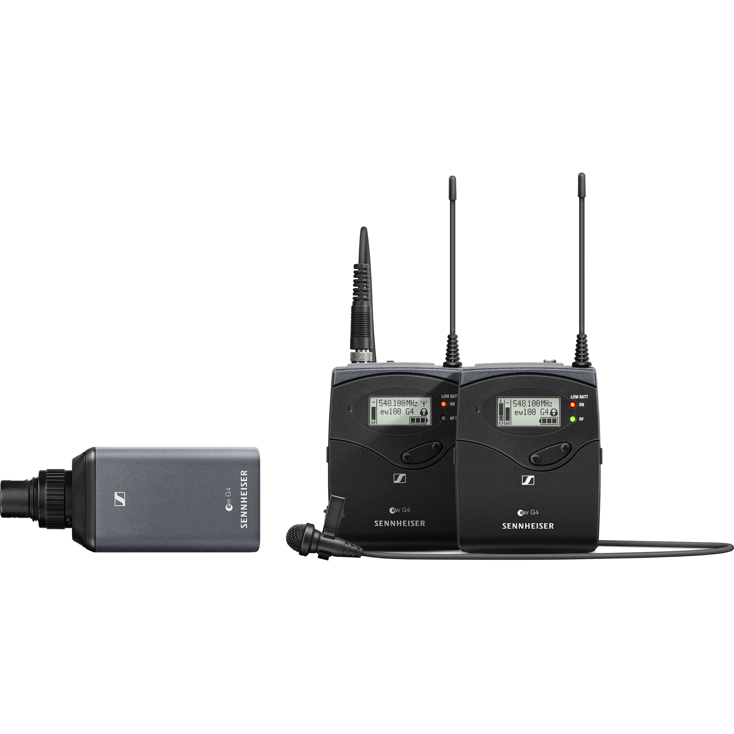 Sennheiser Ew 100 Eng G4 Wireless Microphone A Bh Mic Mini 35mm Portable With Clip For Smartphone Laptop Tablet Pc Combo System 516 To 558 Mhz