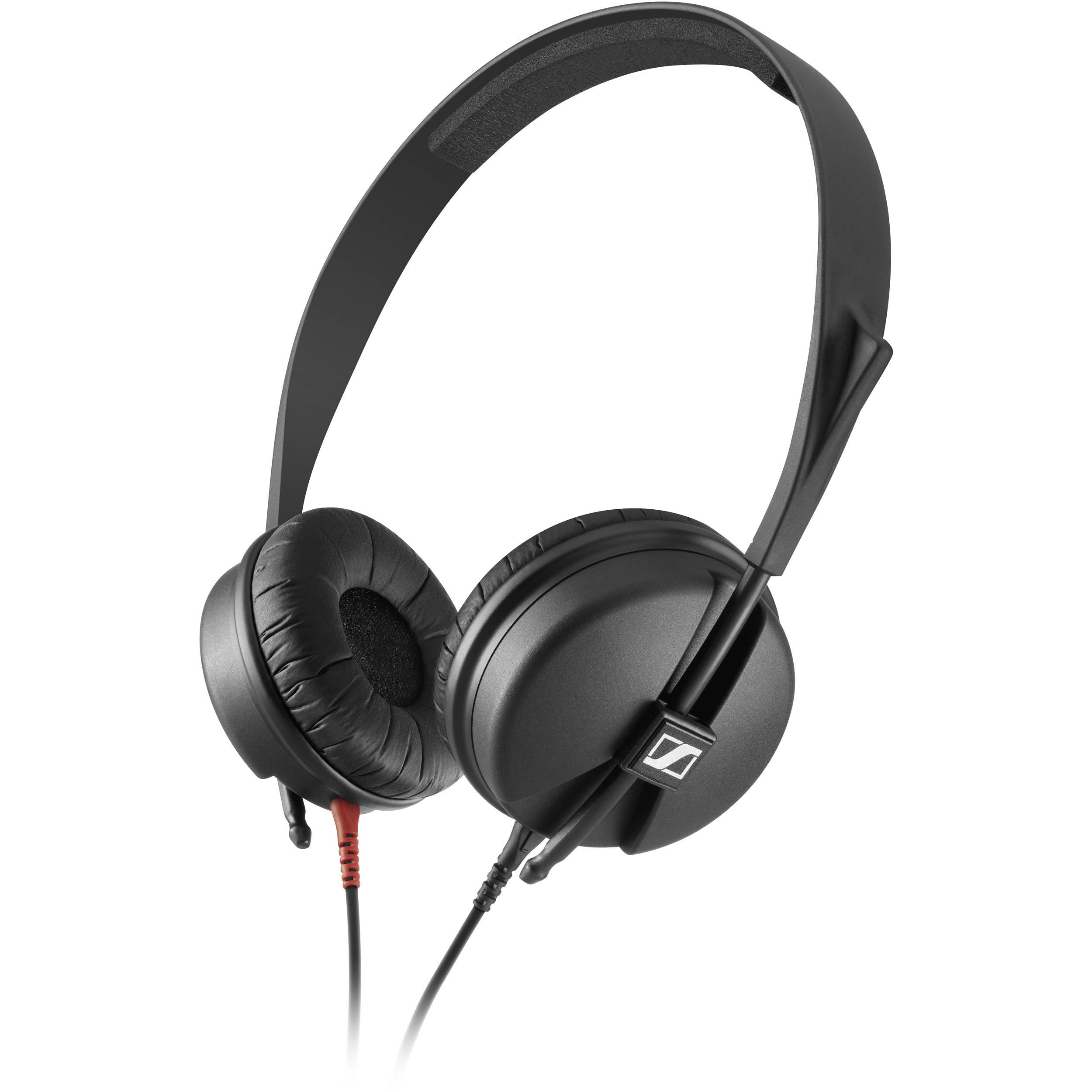 sennheiser hd 25 light monitor headphones 506910 b h photo video. Black Bedroom Furniture Sets. Home Design Ideas