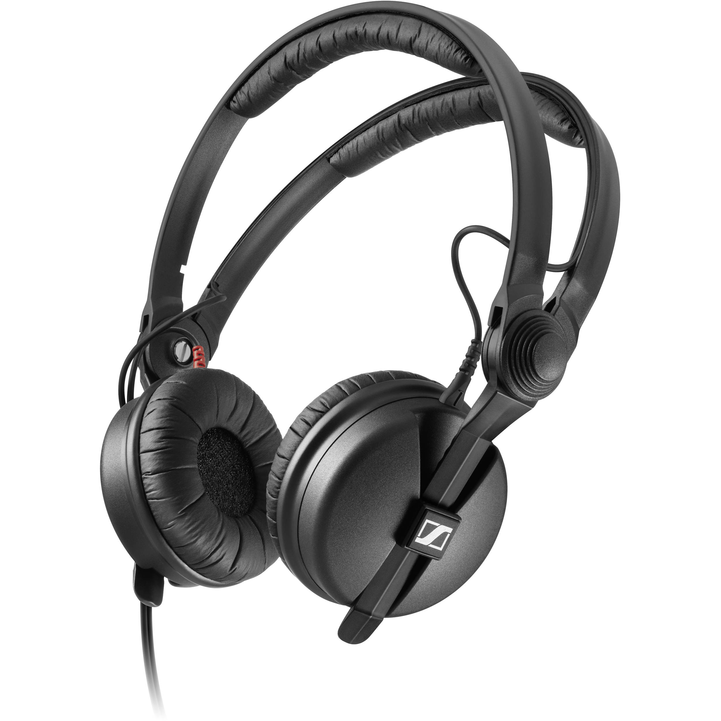 sennheiser hd 25 monitor headphones hd 25 b h photo video. Black Bedroom Furniture Sets. Home Design Ideas