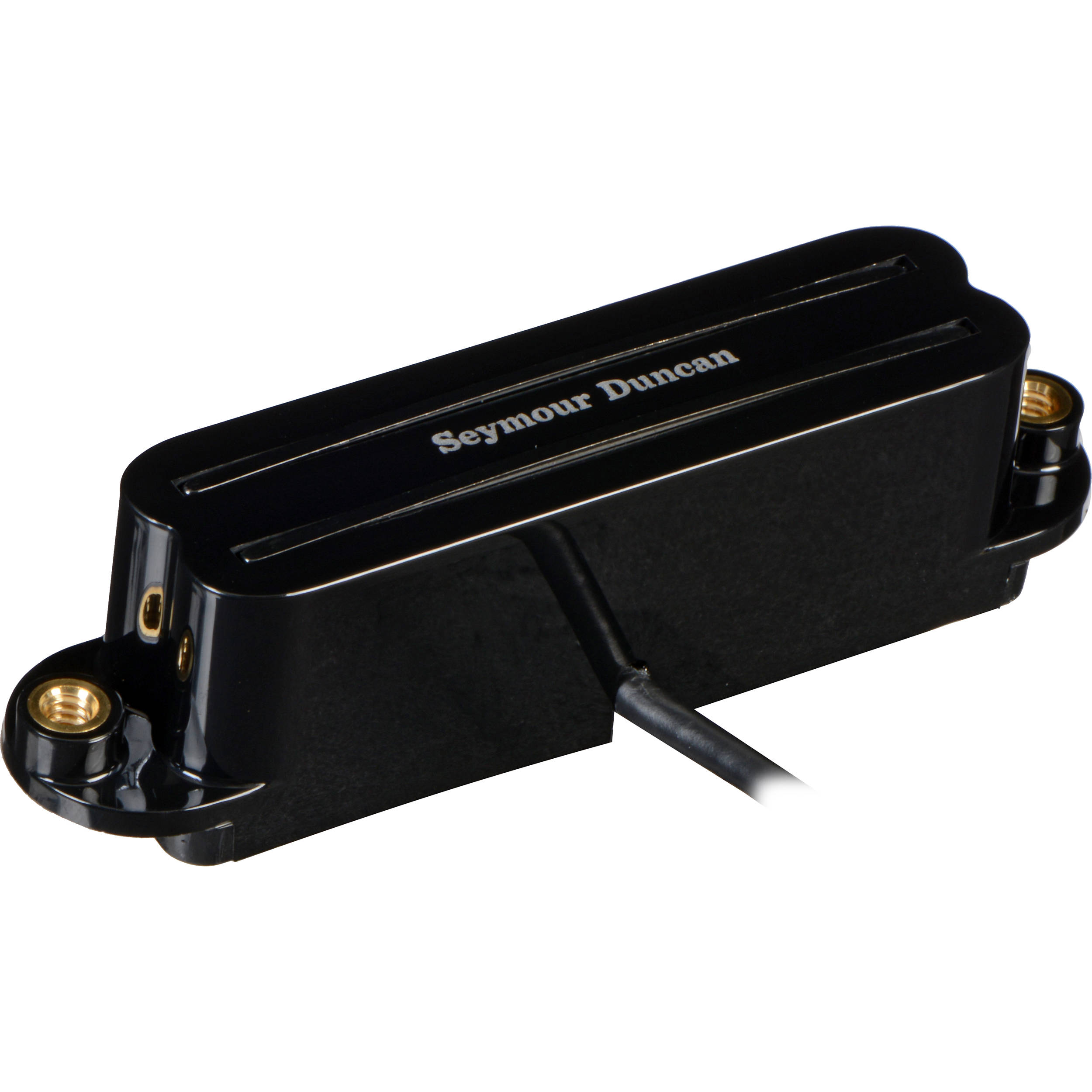 seymour duncan shr 1b hot rails strat single coil 11205 02. Black Bedroom Furniture Sets. Home Design Ideas