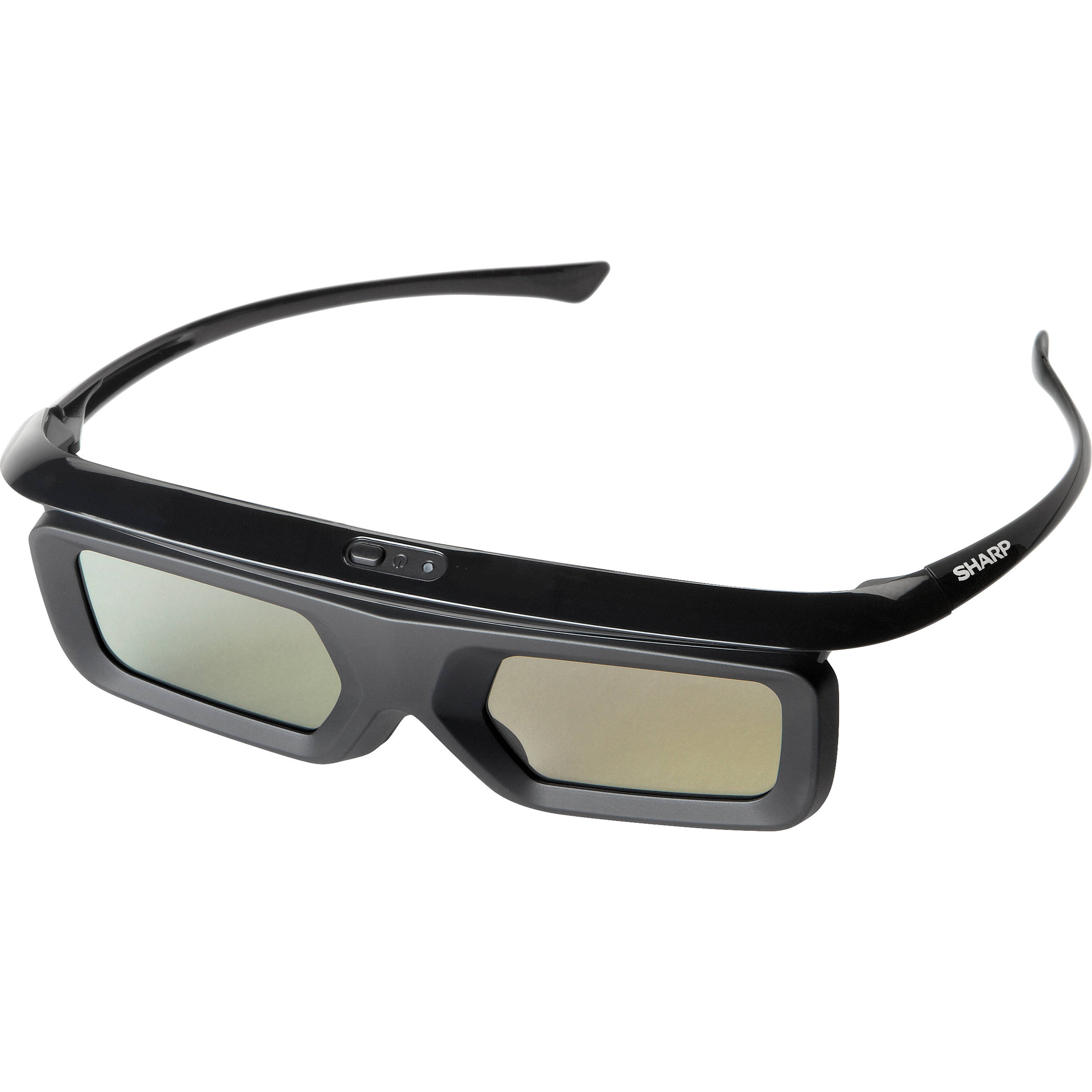 Sharp Active 3D Glasses AN-3DG40 B&H Photo Video