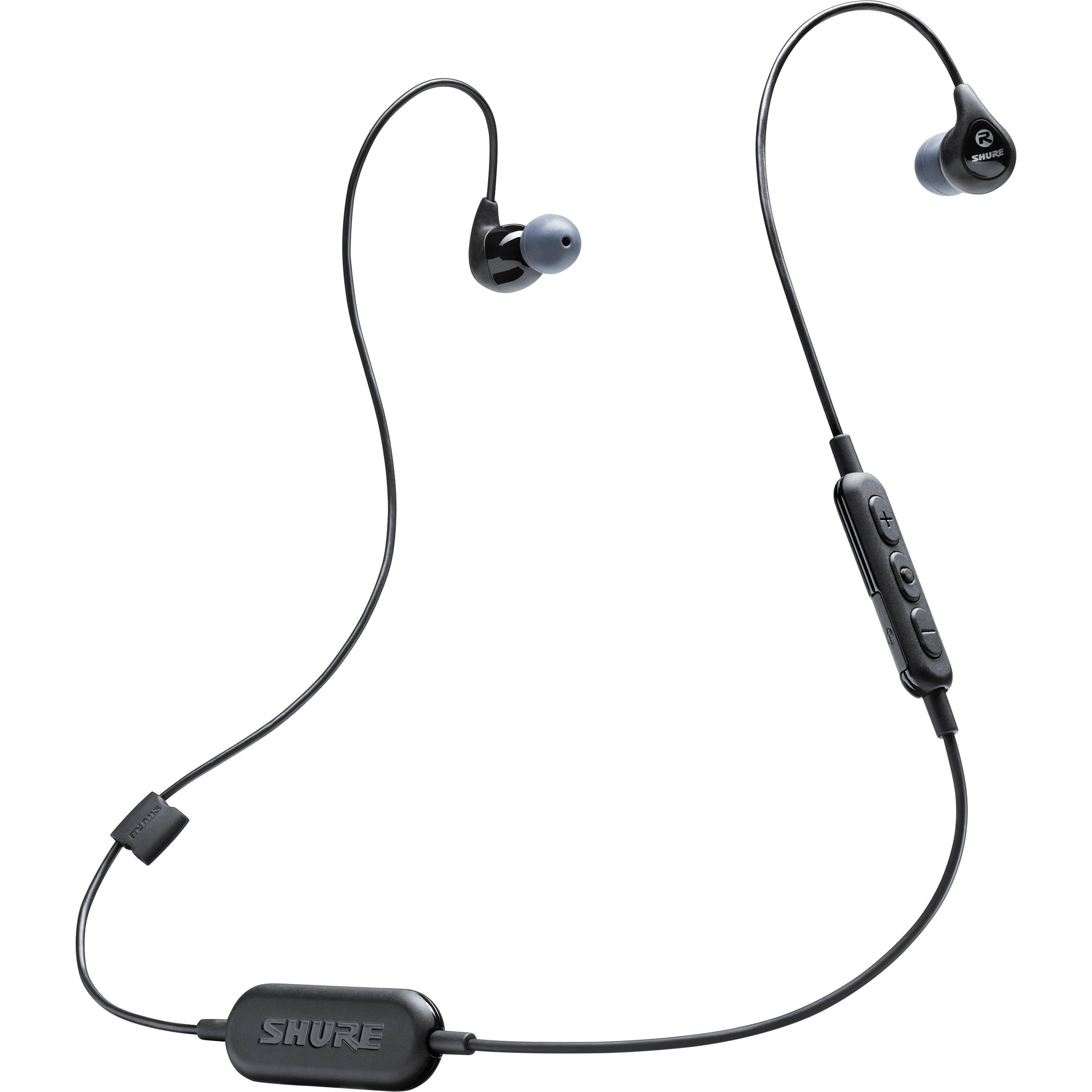 Earphones bluetooth shures - bluetooth earphones purple