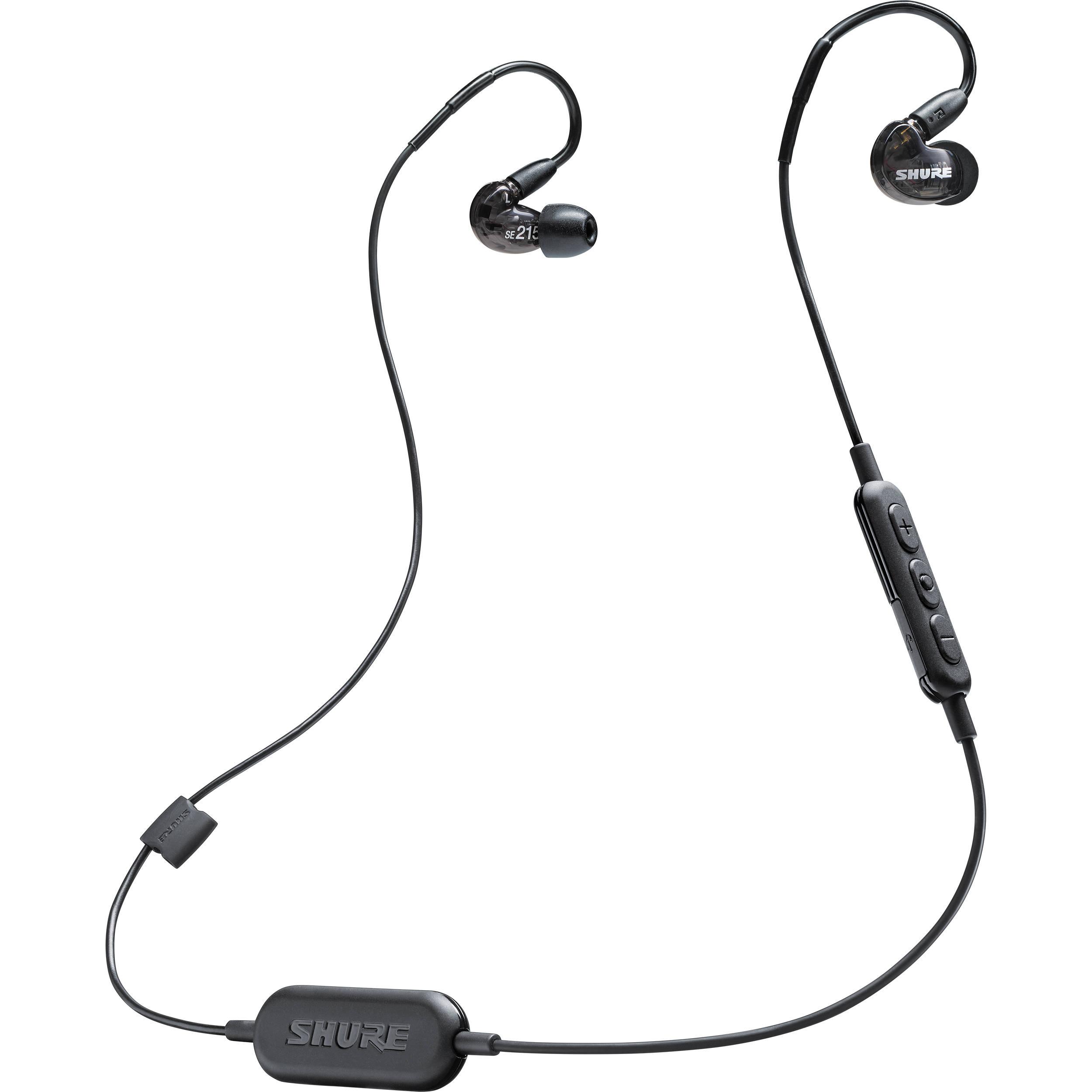 Shure earphones bluetooth - earphones bluetooth range