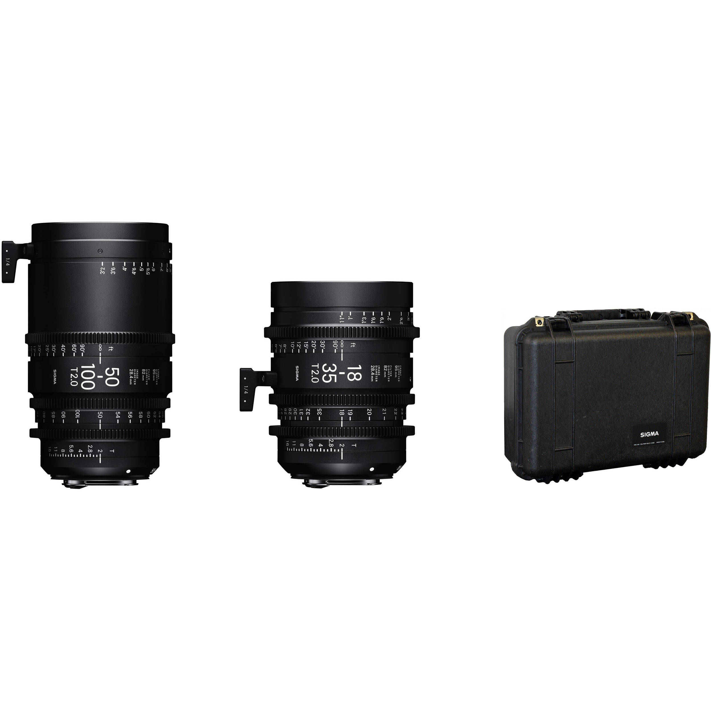 Sigma Cine Lenses | B&H Photo Video