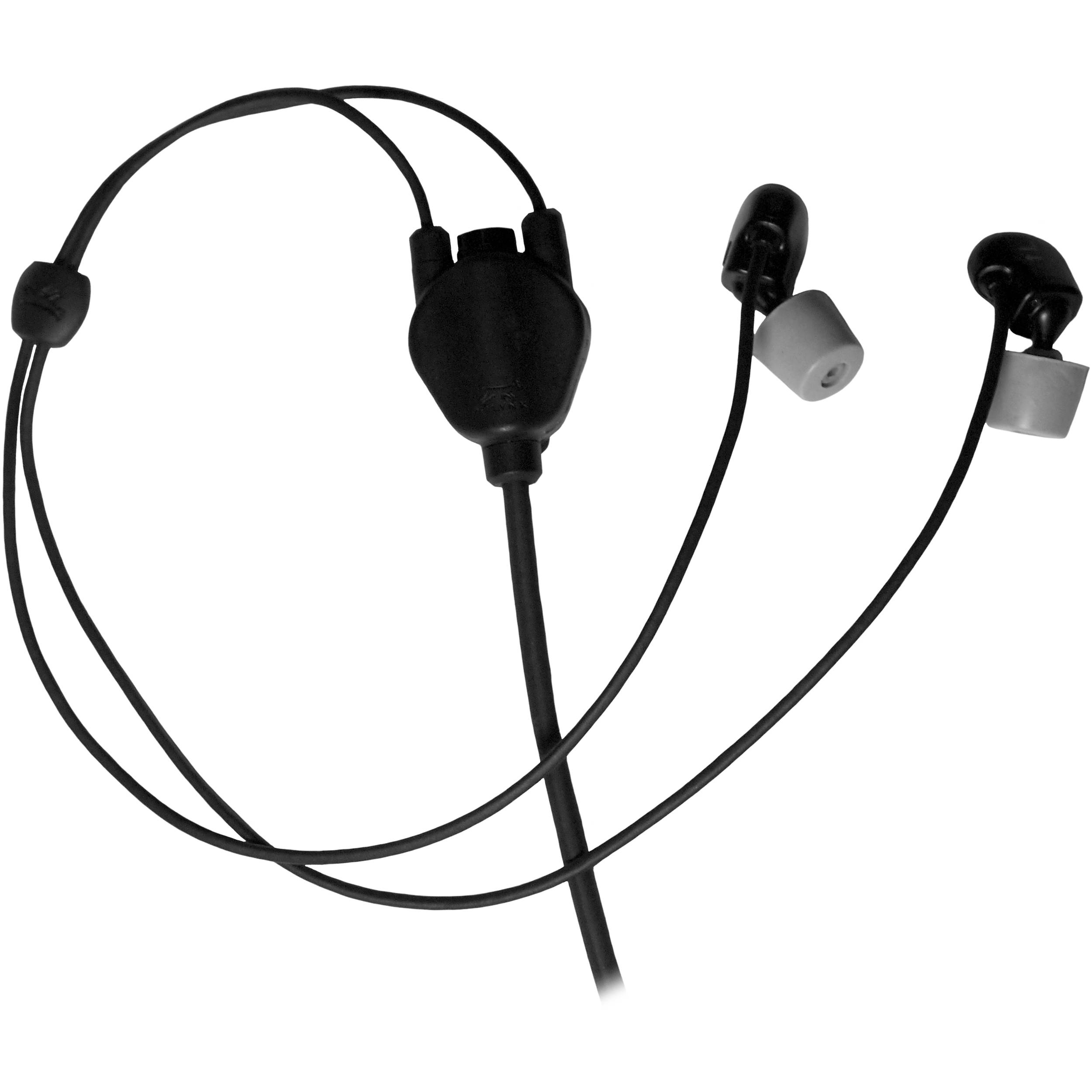 silynx munications clarus hybrid stingray headset hhs 002 b h  silynx munications clarus hybrid stingray headset without boom microphone black