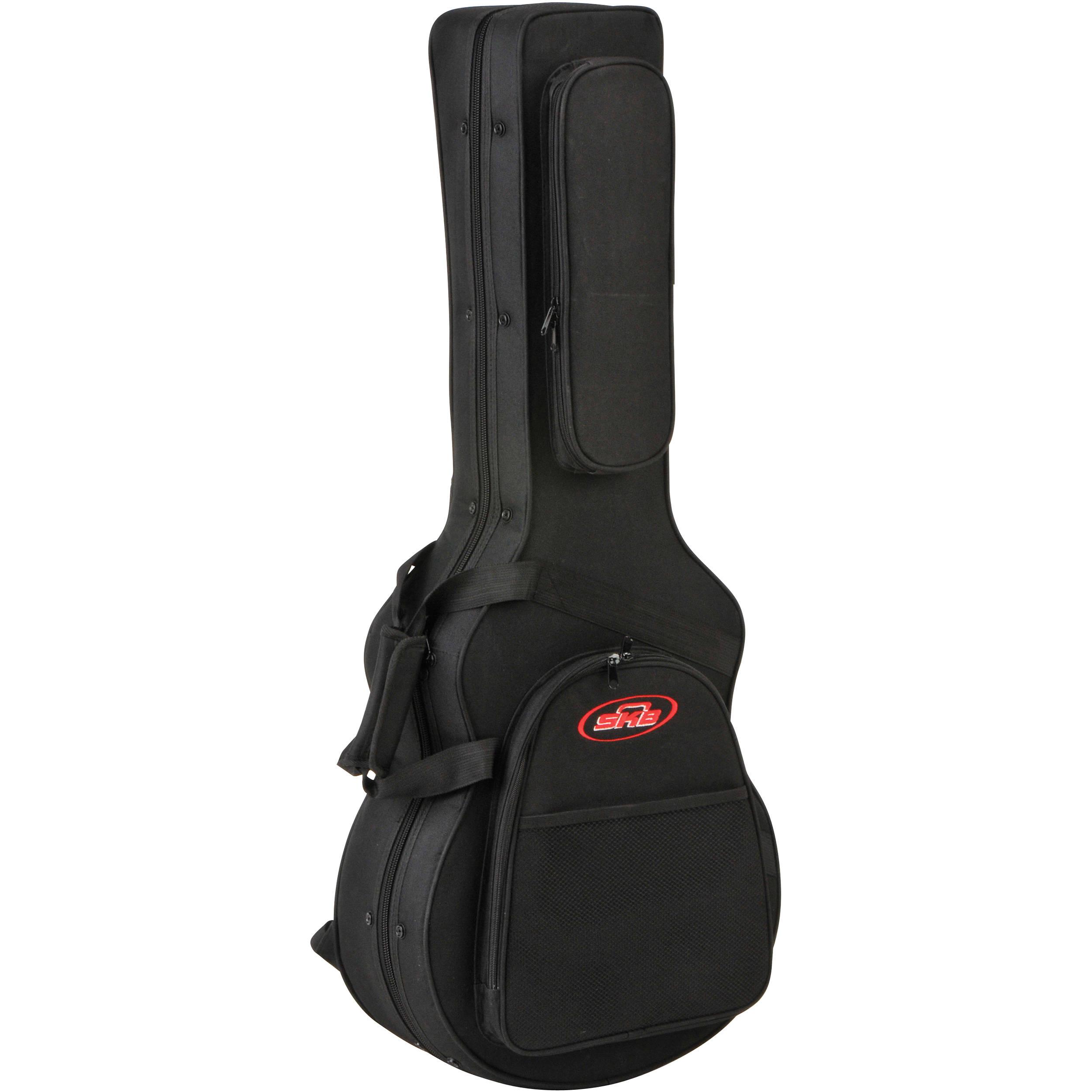 skb soft case for taylor gs mini acoustic guitar 1skb scgsm b h. Black Bedroom Furniture Sets. Home Design Ideas