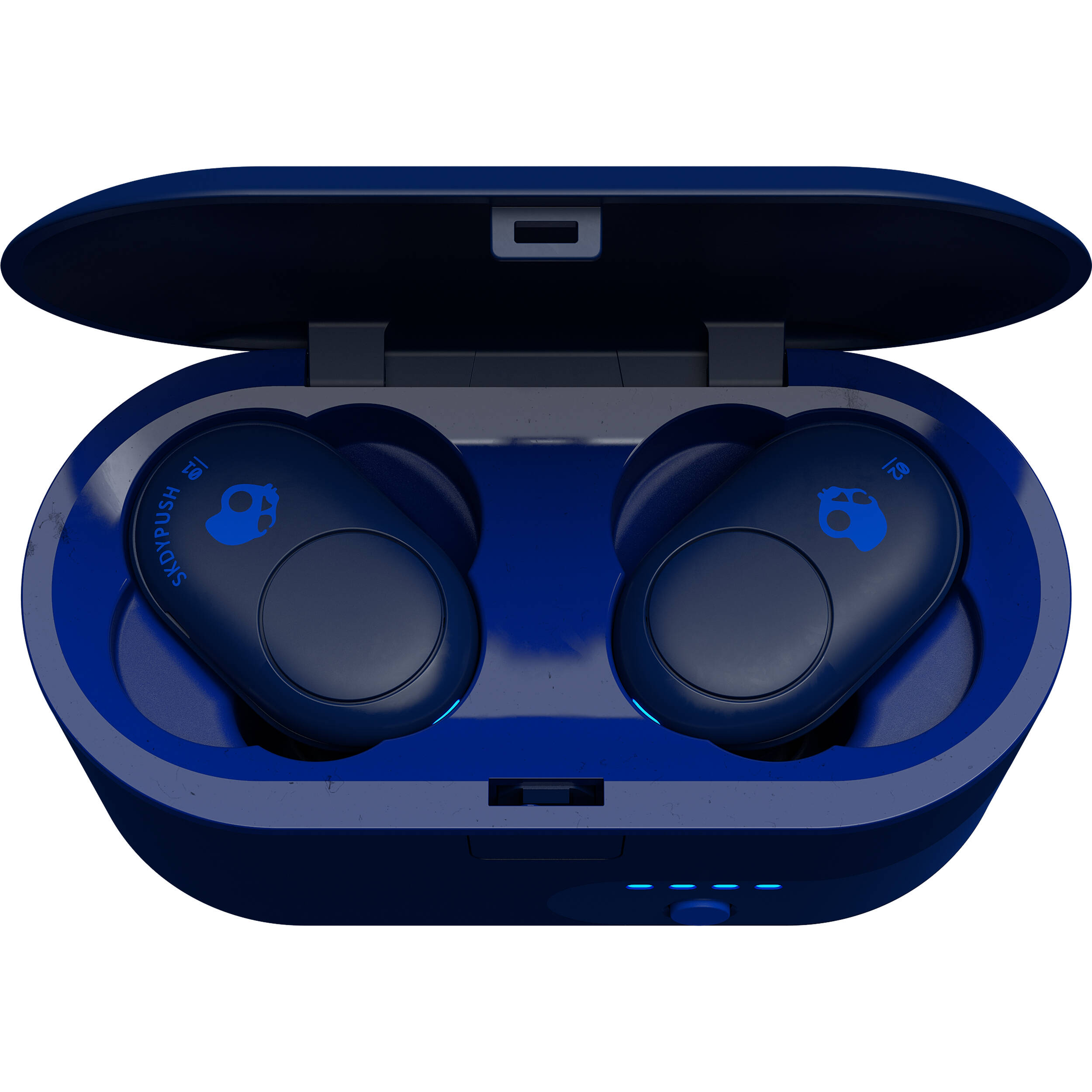 c937c86c8e5 Skullcandy Push Truly Wireless Earbuds (Indigo Blue) S2BBW-M704