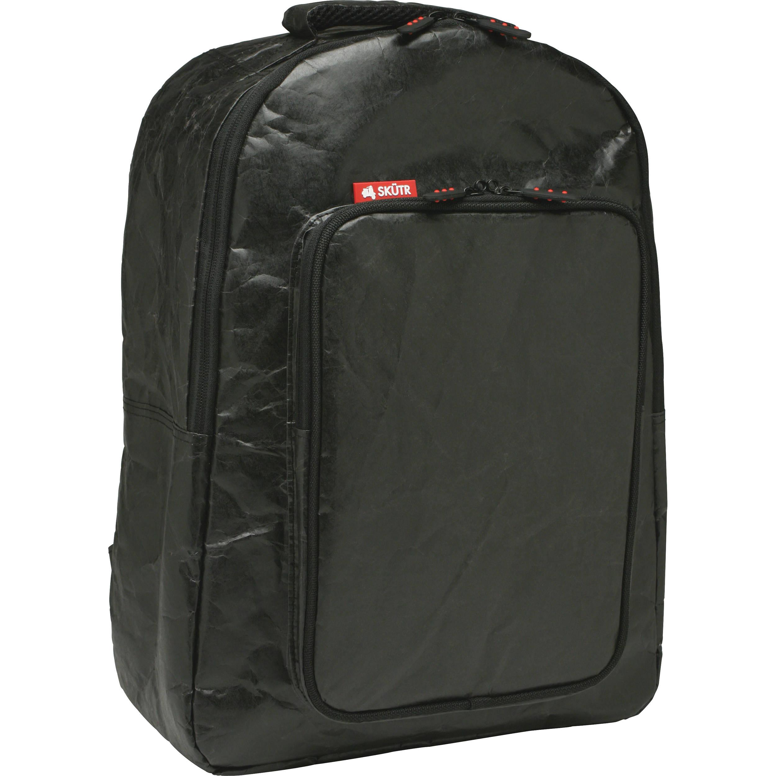 Skutr backpack + tablet Bag (Black, Tyvek) BP2-BK B H Photo 2e18ecf4ff