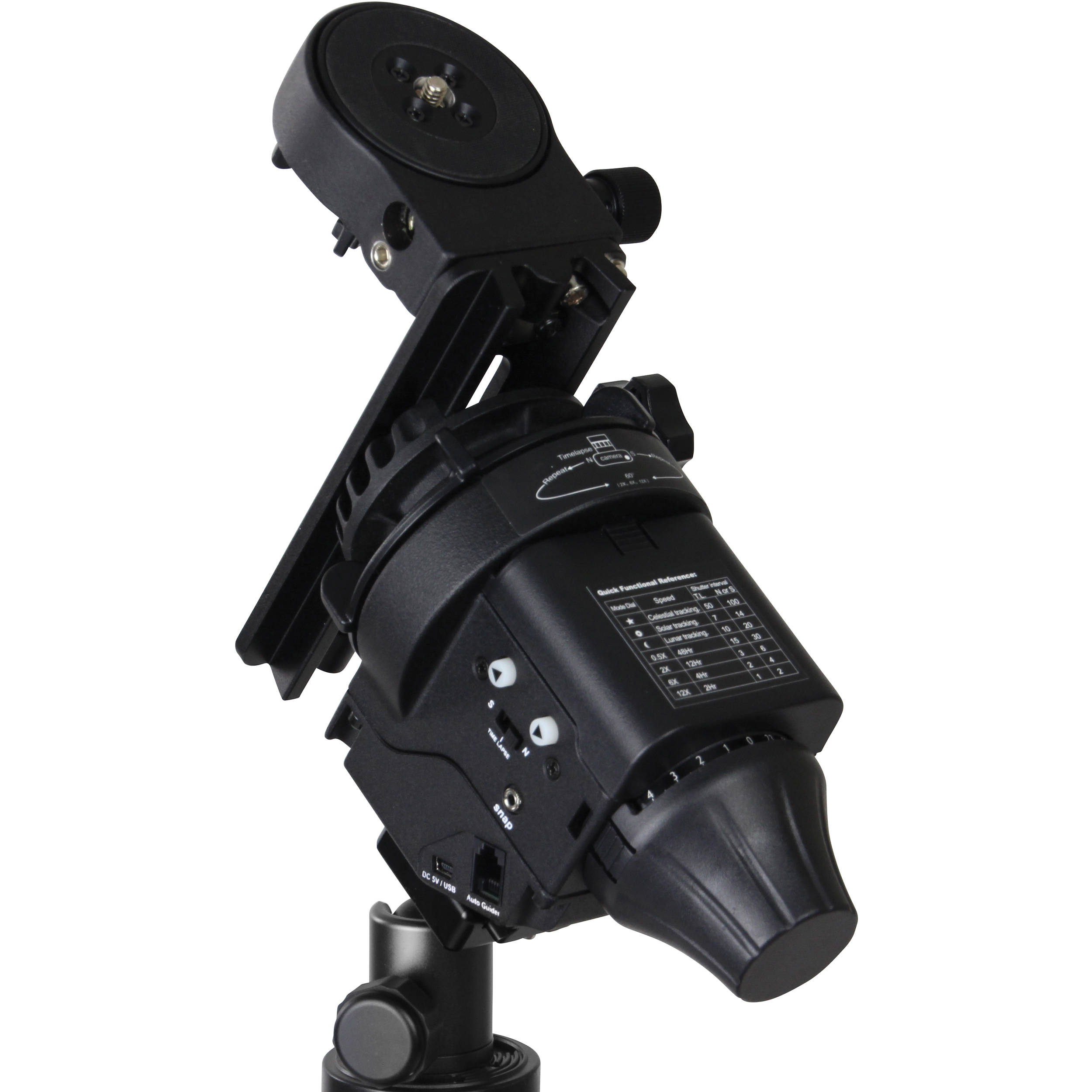 Sky watcher star adventurer motorized mount astro package for Motorized video camera mount