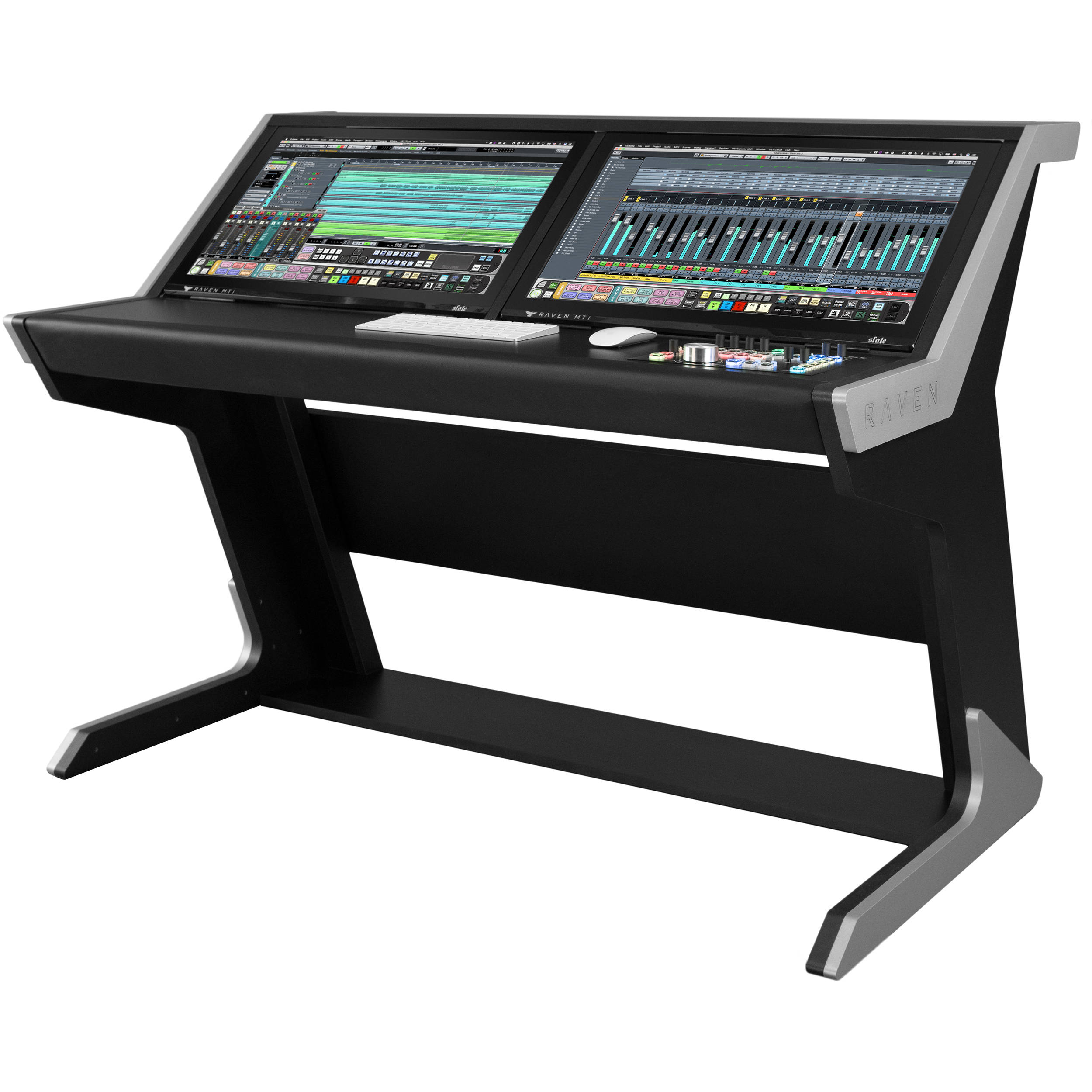 slate digital raven mti2 core station console ym ravcore dd b h. Black Bedroom Furniture Sets. Home Design Ideas