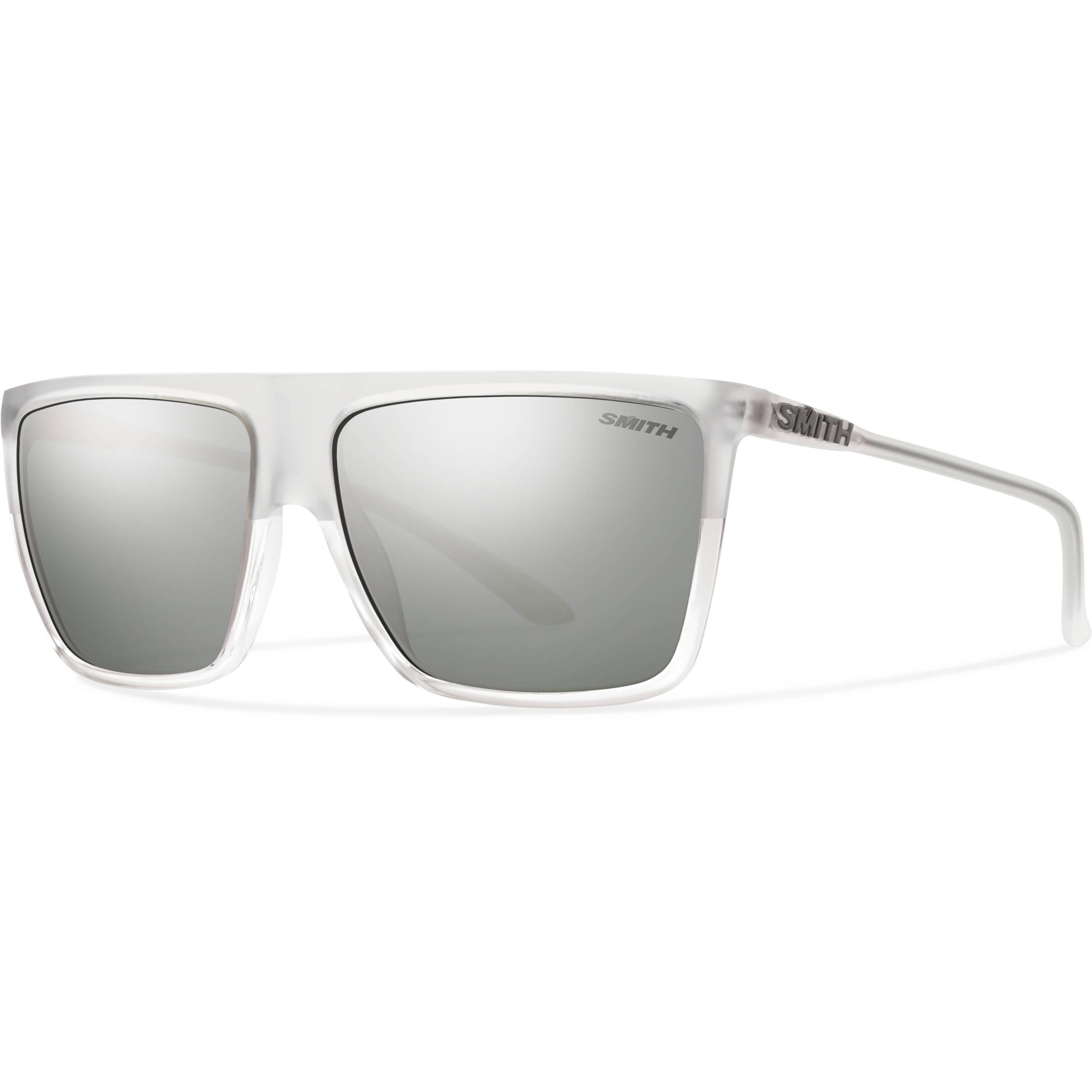 Smith Optics Cornice Sunglasses with Super Platinum CNPCSPTCRS