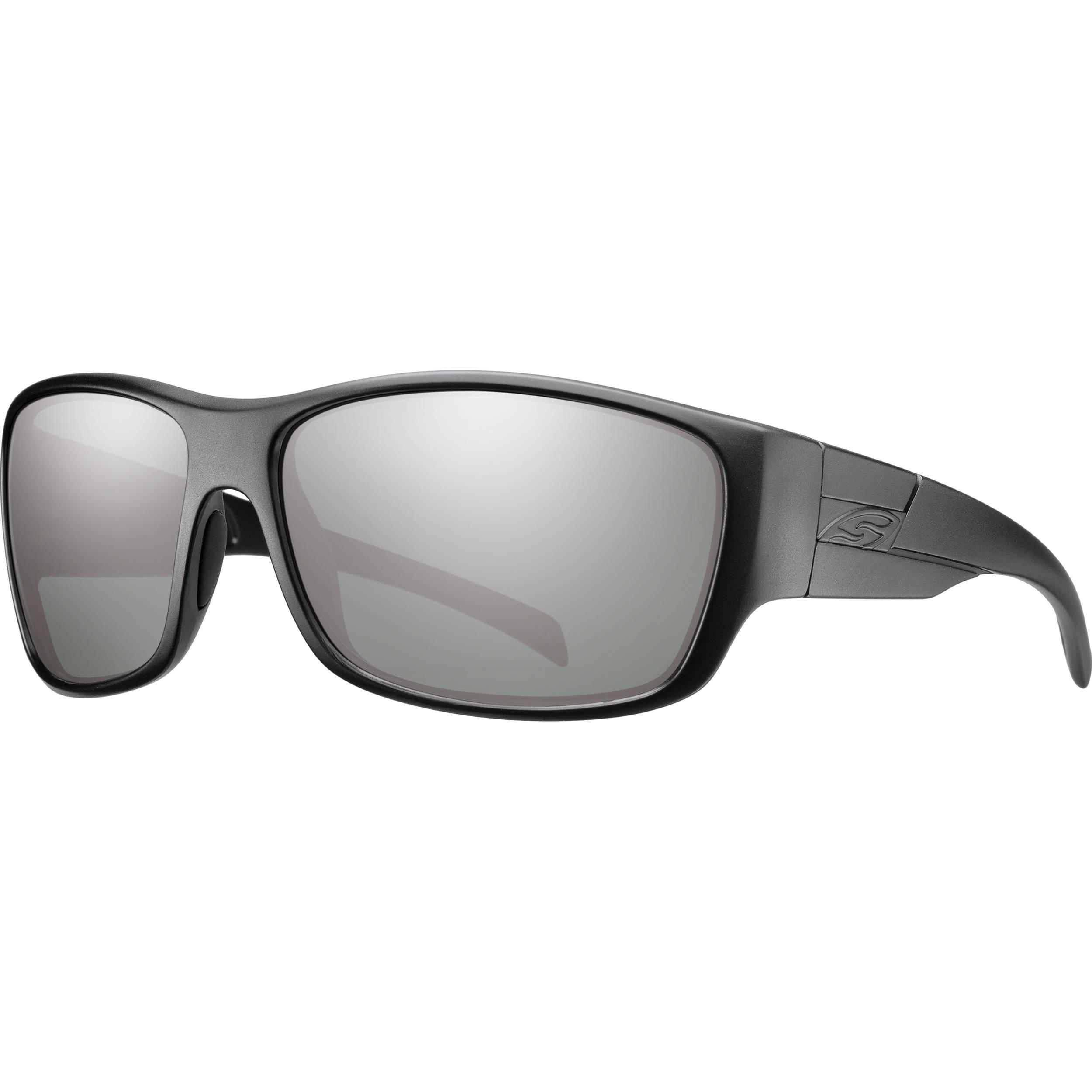 99c242dfbc8db Smith Optics Frontman Elite Ballistic Sunglasses FNTRPGYMBK on PopScreen
