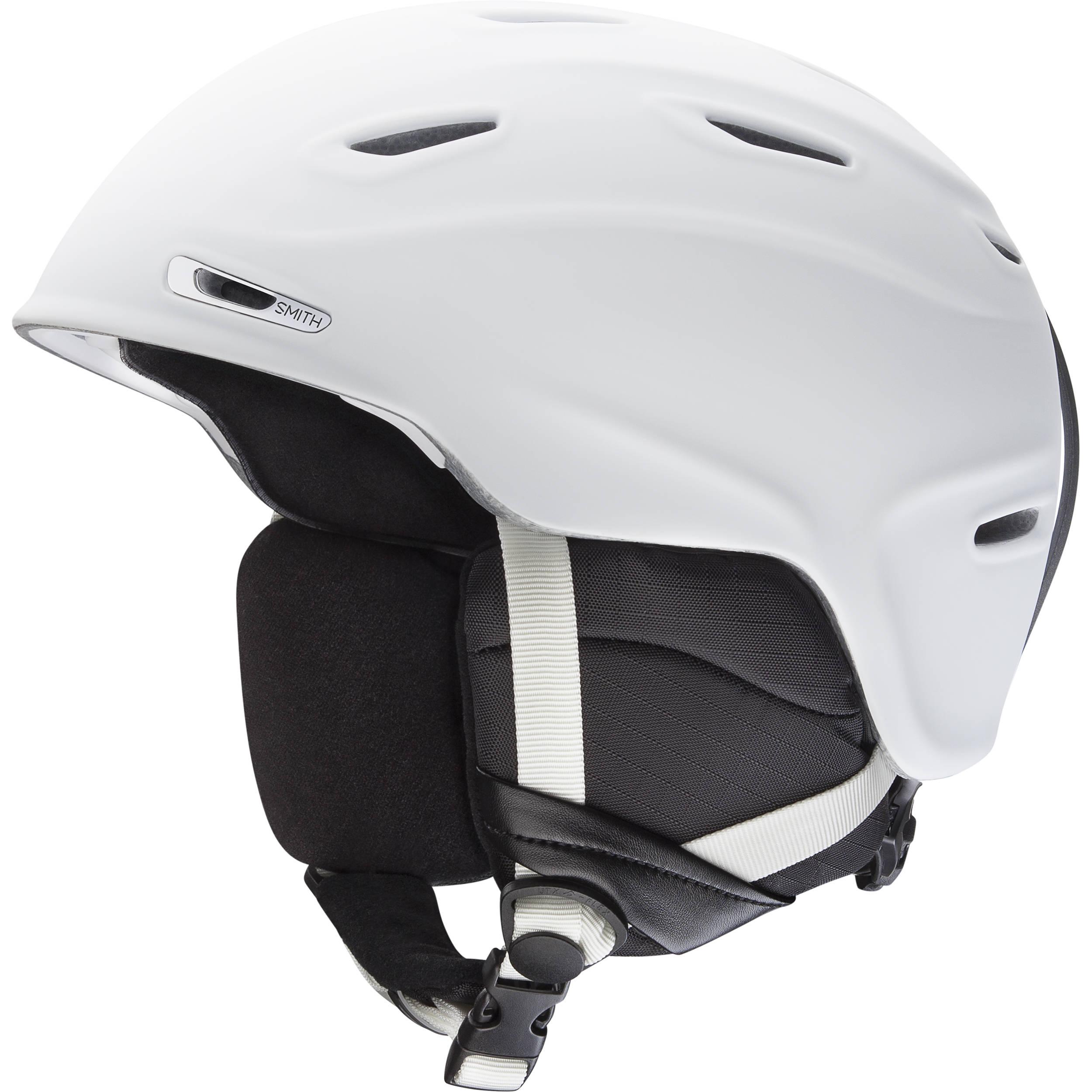 177f182f87 Smith Optics Aspect Snow Helmet (Matte White