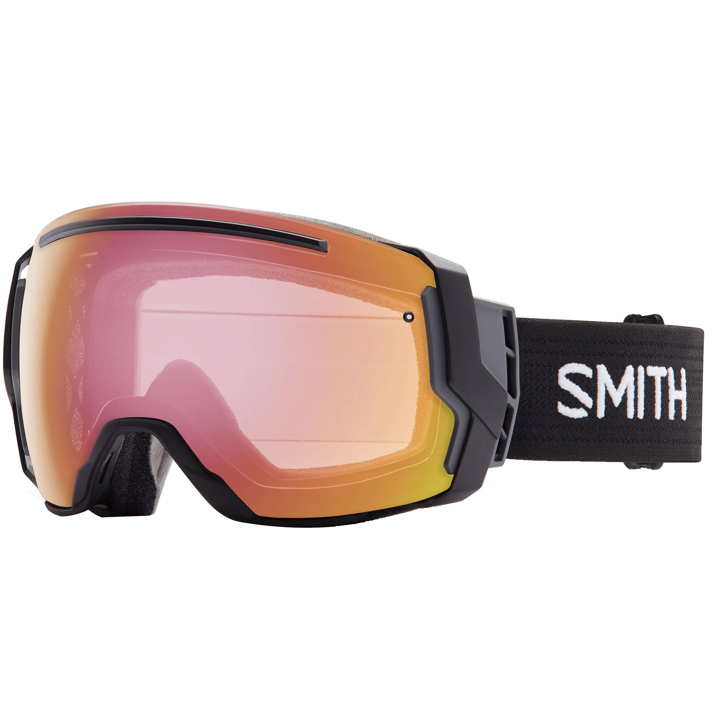 cafb1eeae196 Smith Optics I O 7 Snow Goggles IE7PRZBK16 B H Photo Video