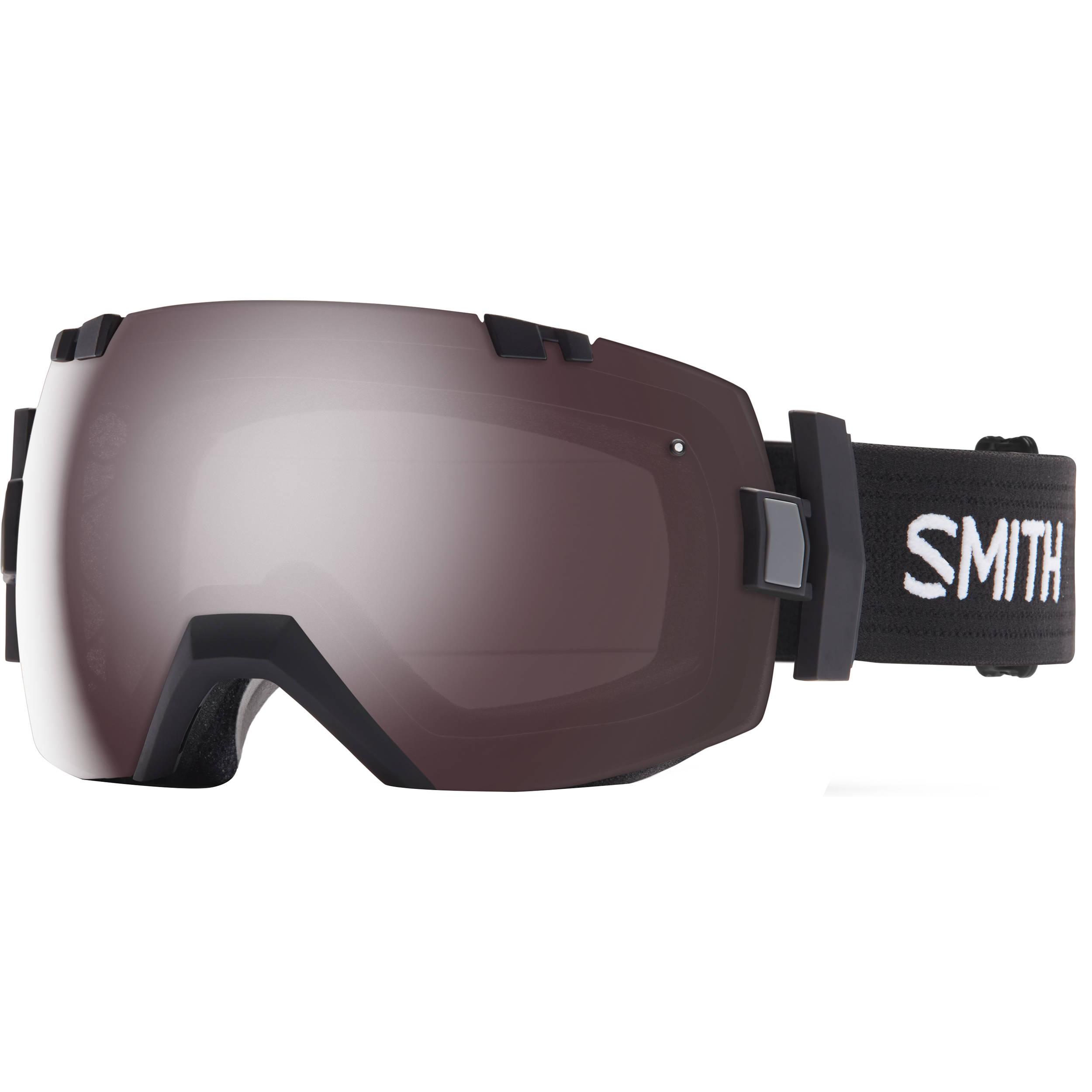 961f4c96eda1 Smith Optics Medium Large-Fit I O X Snow Goggle IL7IBK16 B H