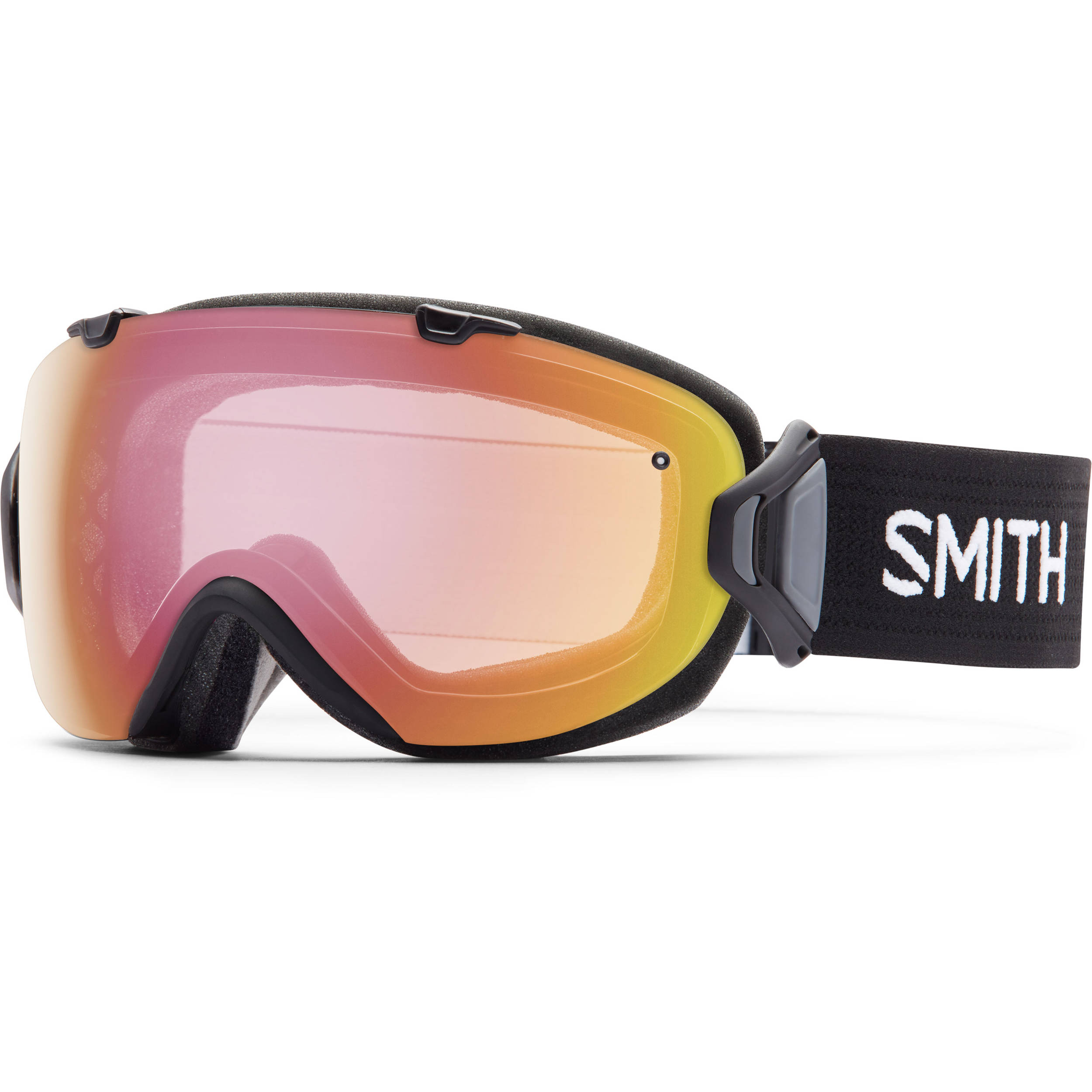 e61dae8c5d3 Smith Optics Women s Medium-Fit I O S Snow Goggle IS7PRZBK16 B H