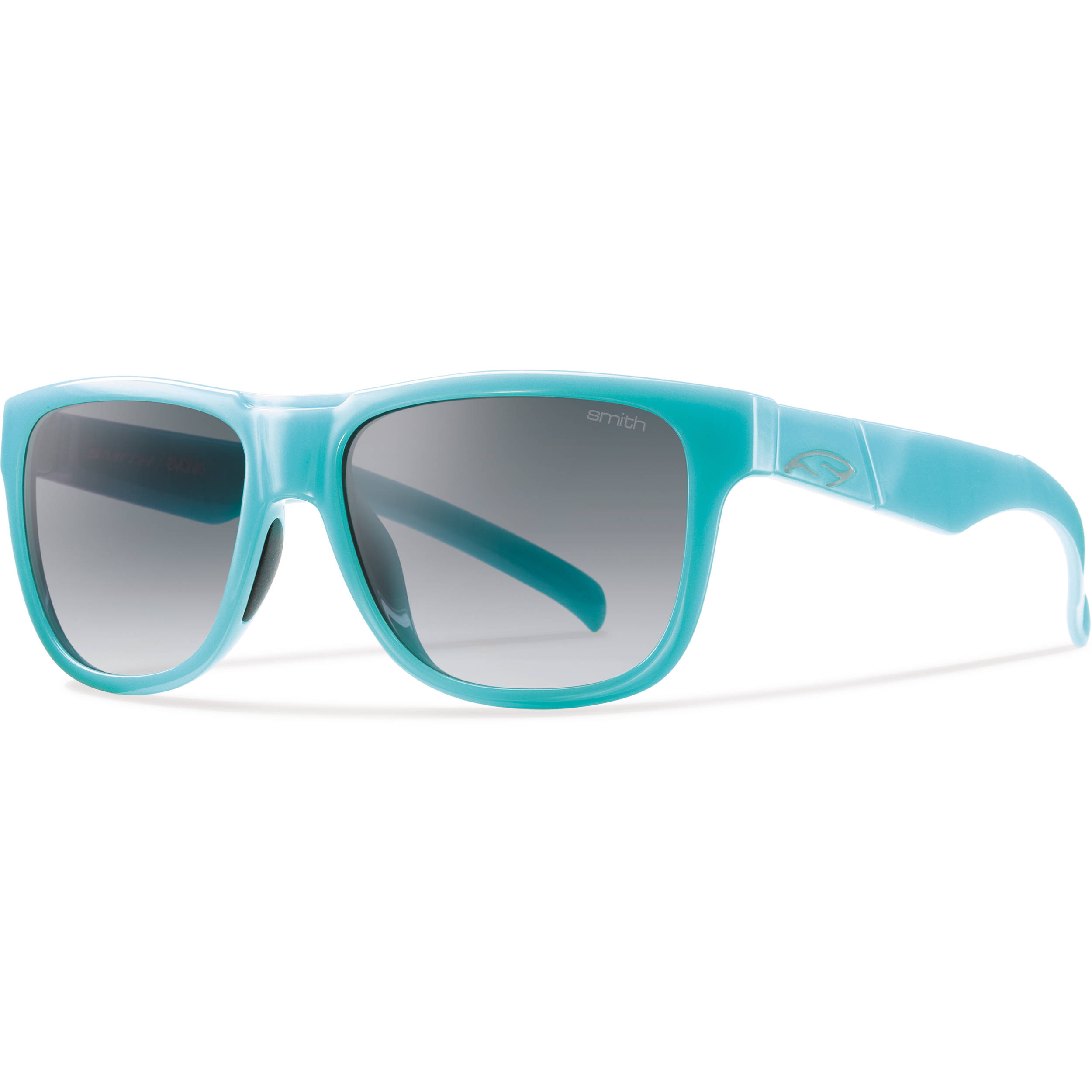 ccbf6f6b60 Smith Optics Lowdown Slim Sunglasses (Celeste Blue - Gray Gradient Carbonic  TLT)