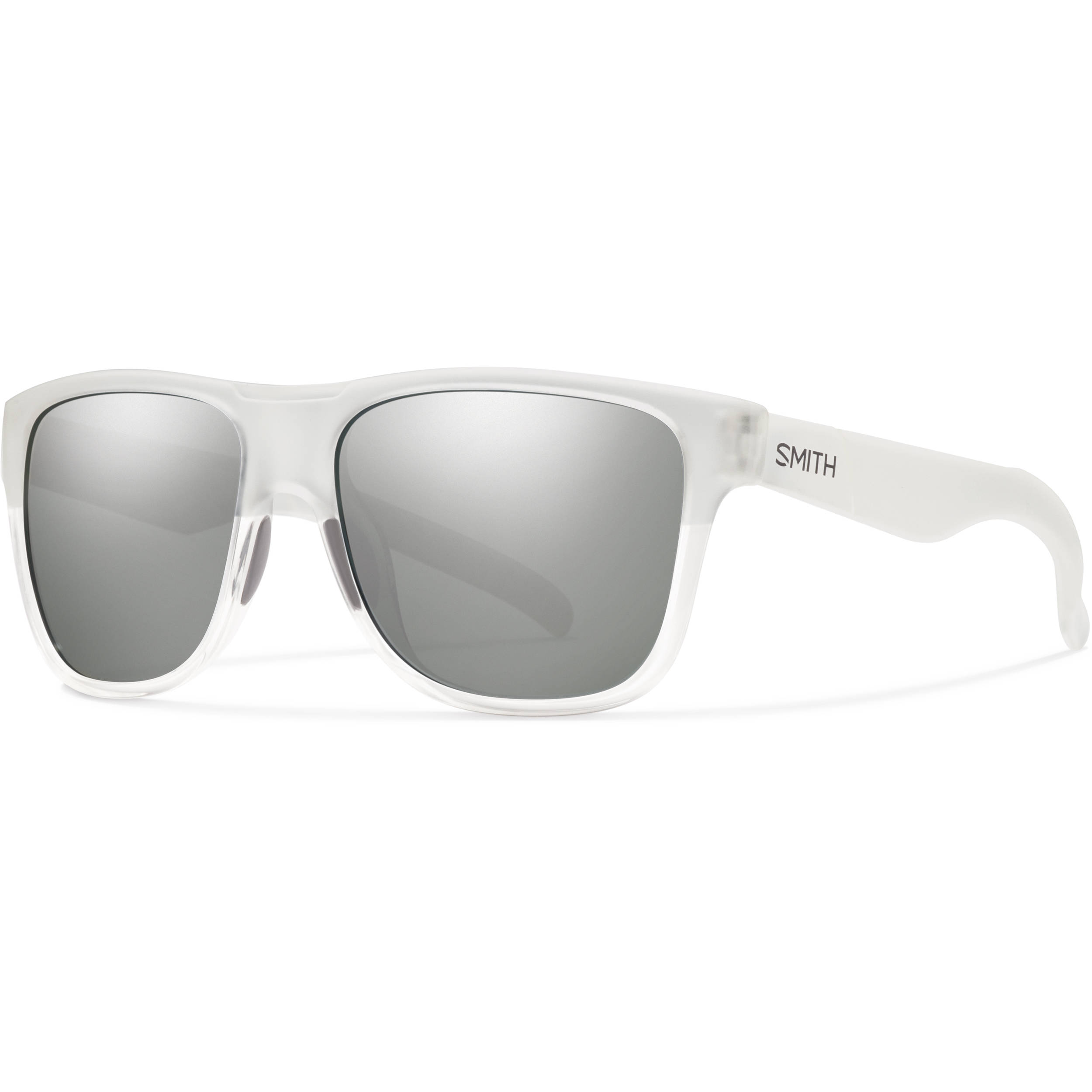 e6debaf8f1 Smith Optics Lowdown XL Men s Sunglasses with Super Platinum Lenses  (Crystal Split Frame)