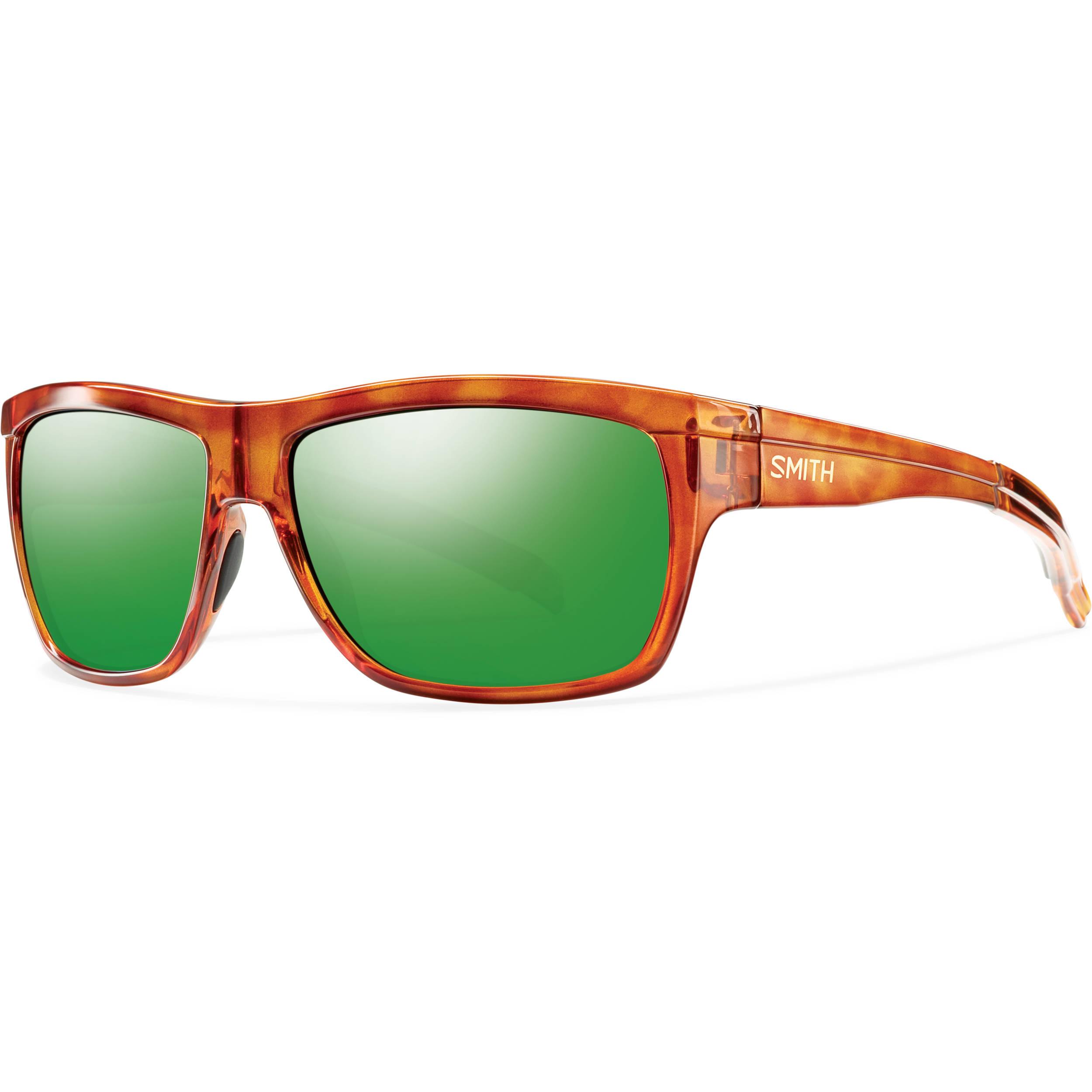 72881d93a82 Smith Optics Men s Mastermind Sunglasses (Polarized Green Sol-X Mirror  Lenses   Honey Tortoise Frames)