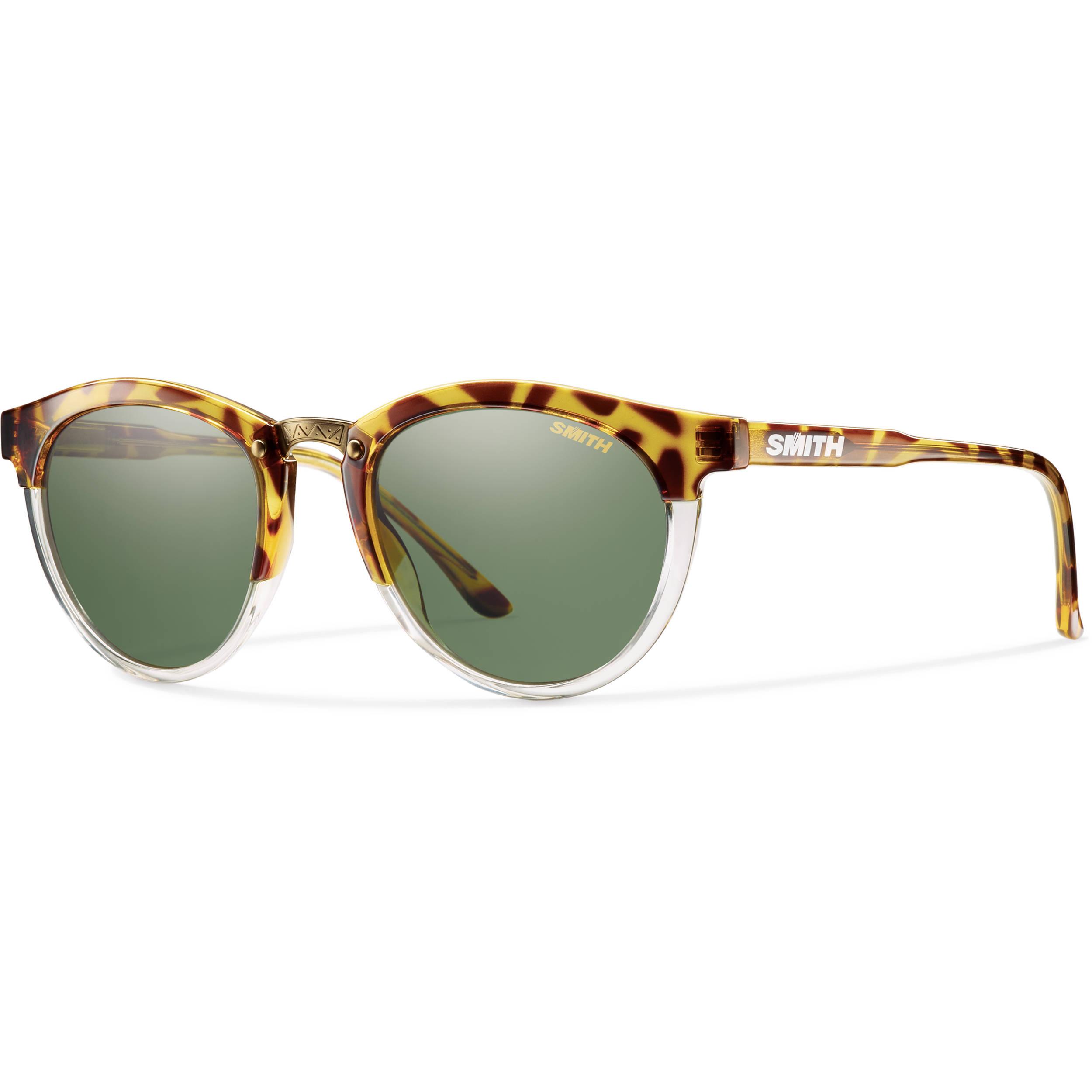 107f4639a97a Smith Parallel Polarized Women  39 s Sunglasses