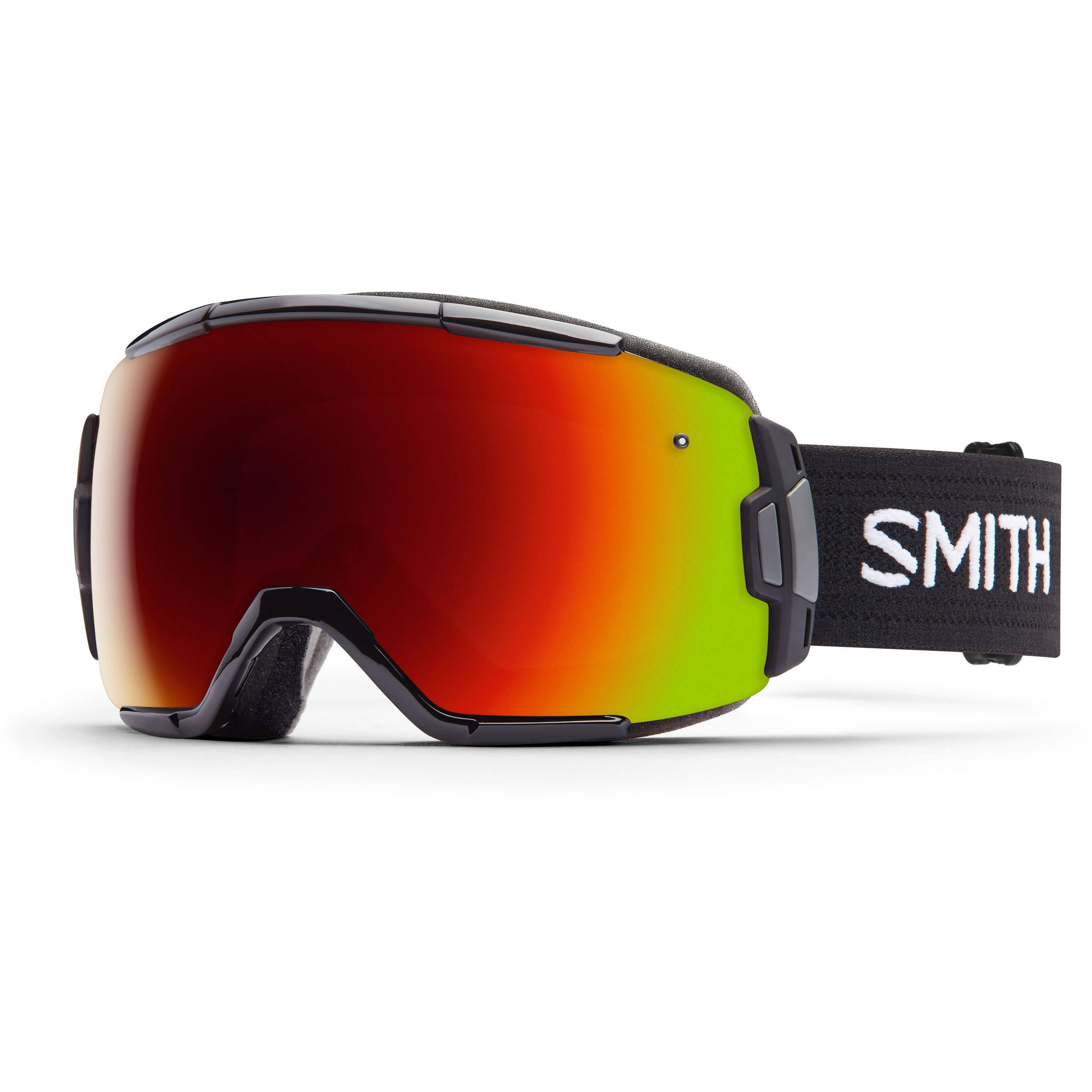 80416e7a4e Used Smith Optics Medium-Fit Vice Snow Goggle VC6DXBK16 B H