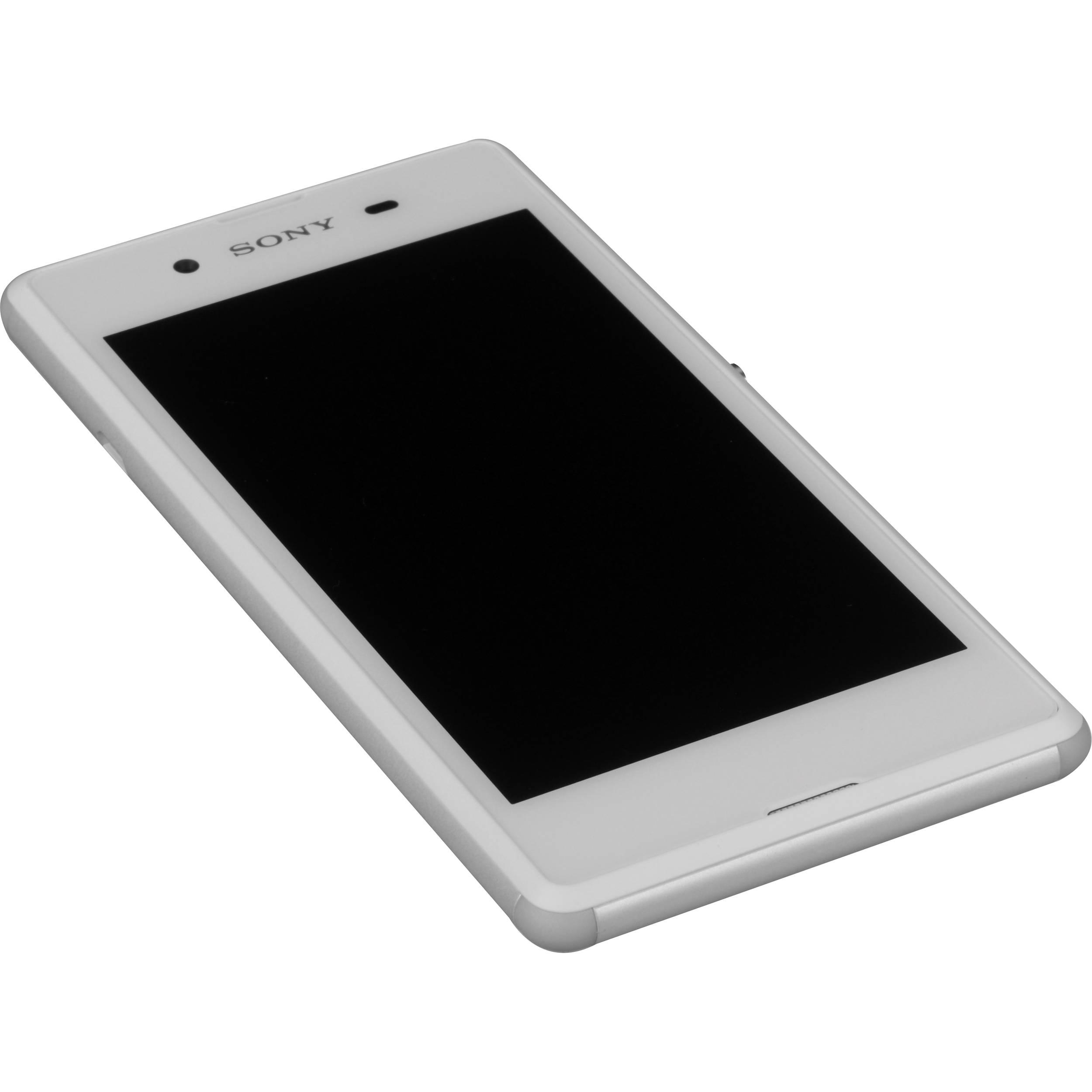 Sony Xperia E3 D2206 4GB Smartphone (Unlocked, White) 1289 ...