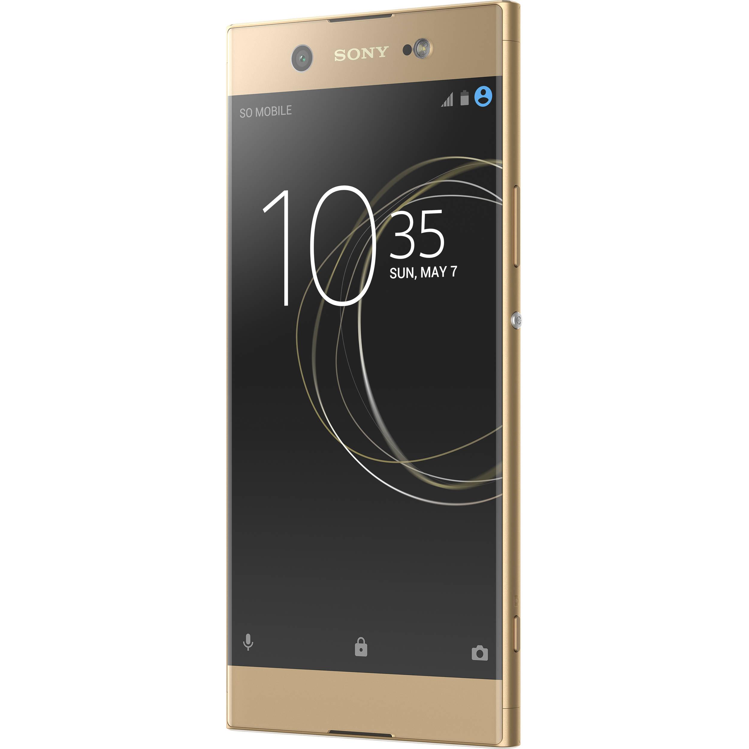 sony xperia xa1 ultra g3223 32gb smartphone 1308 0898 b h photo