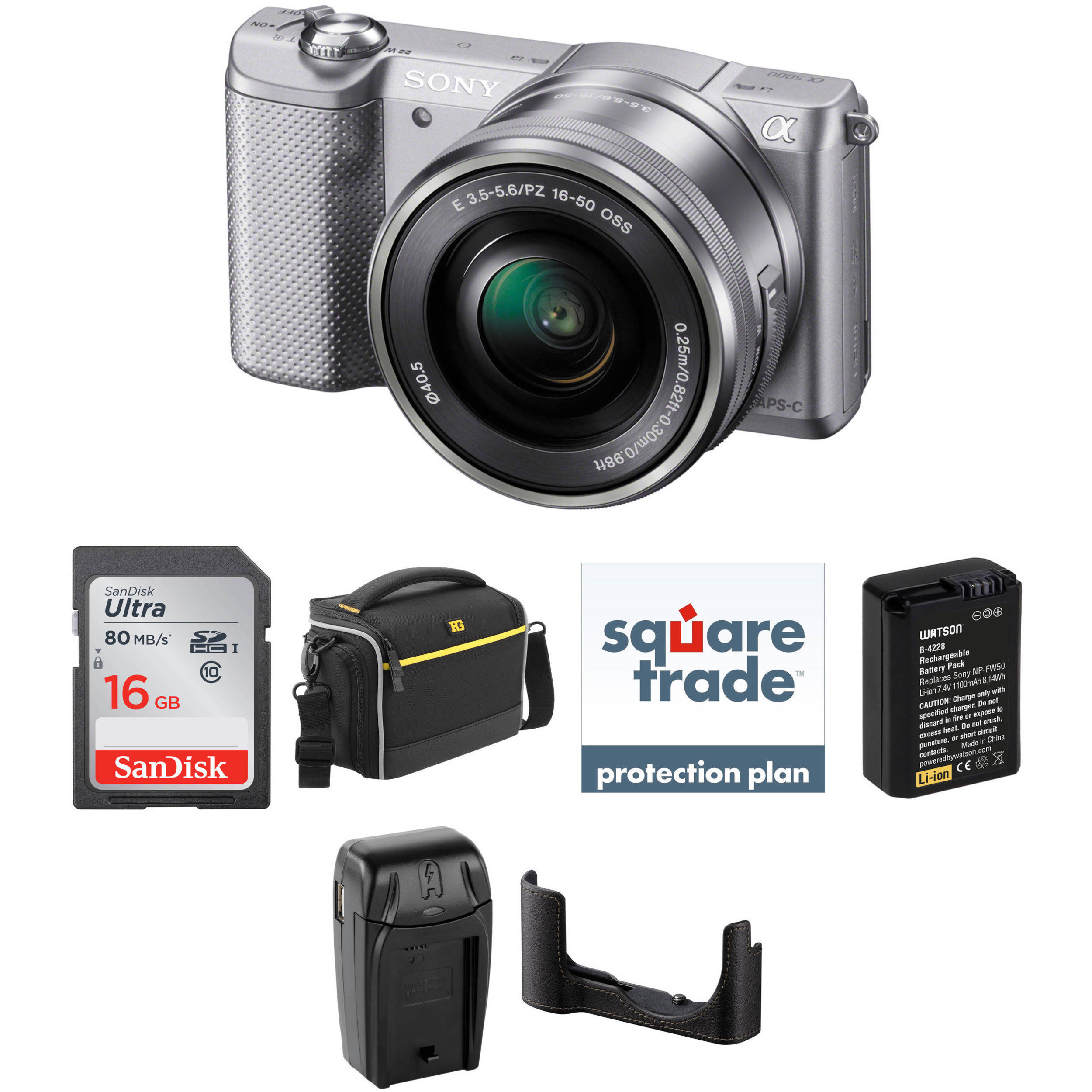 Camera Sony Alpha A5000: reviews, examples of photos. Sony Alpha A5000 Kit: reviews