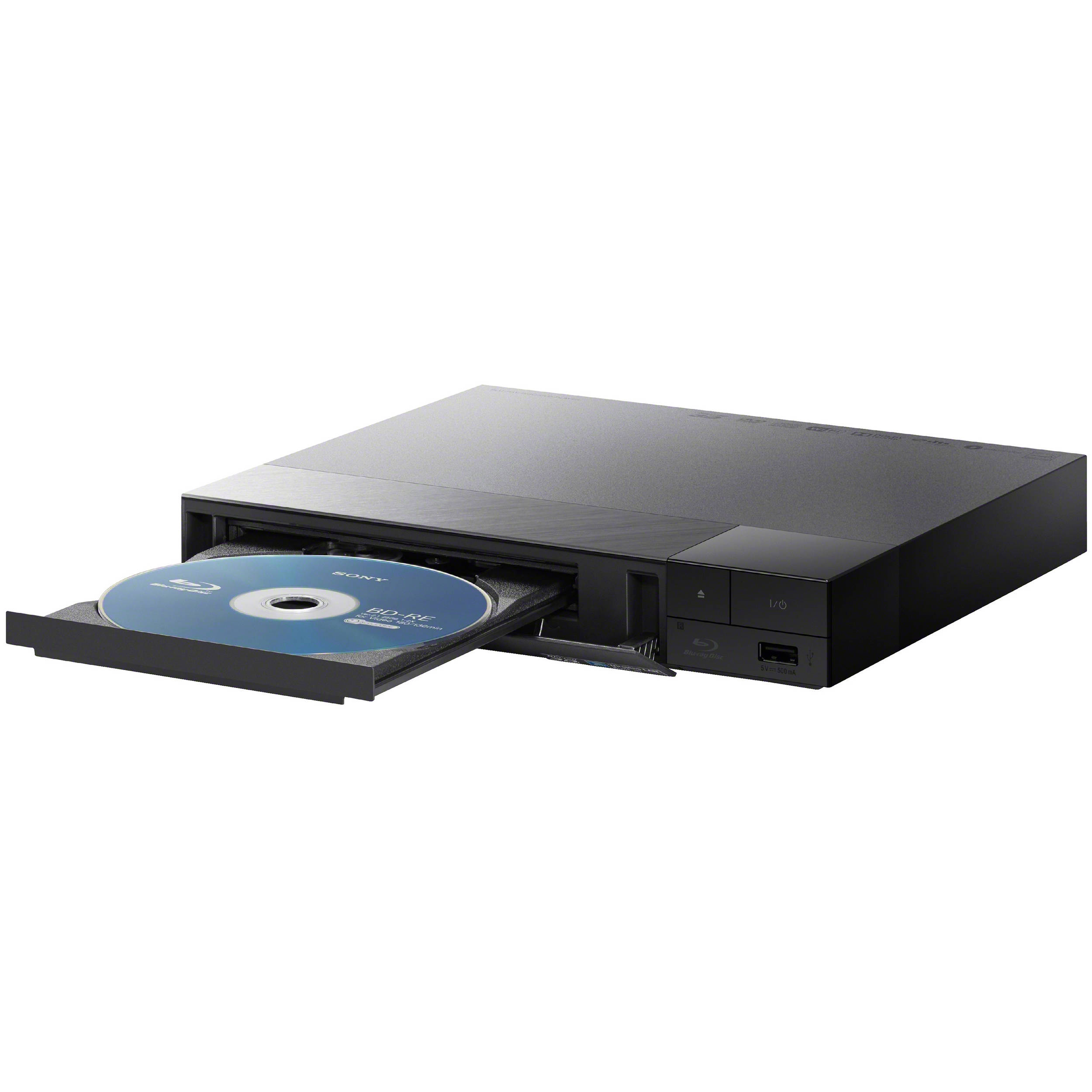sony bdp s1700 blu ray disc player bdp s1700 b h photo video. Black Bedroom Furniture Sets. Home Design Ideas