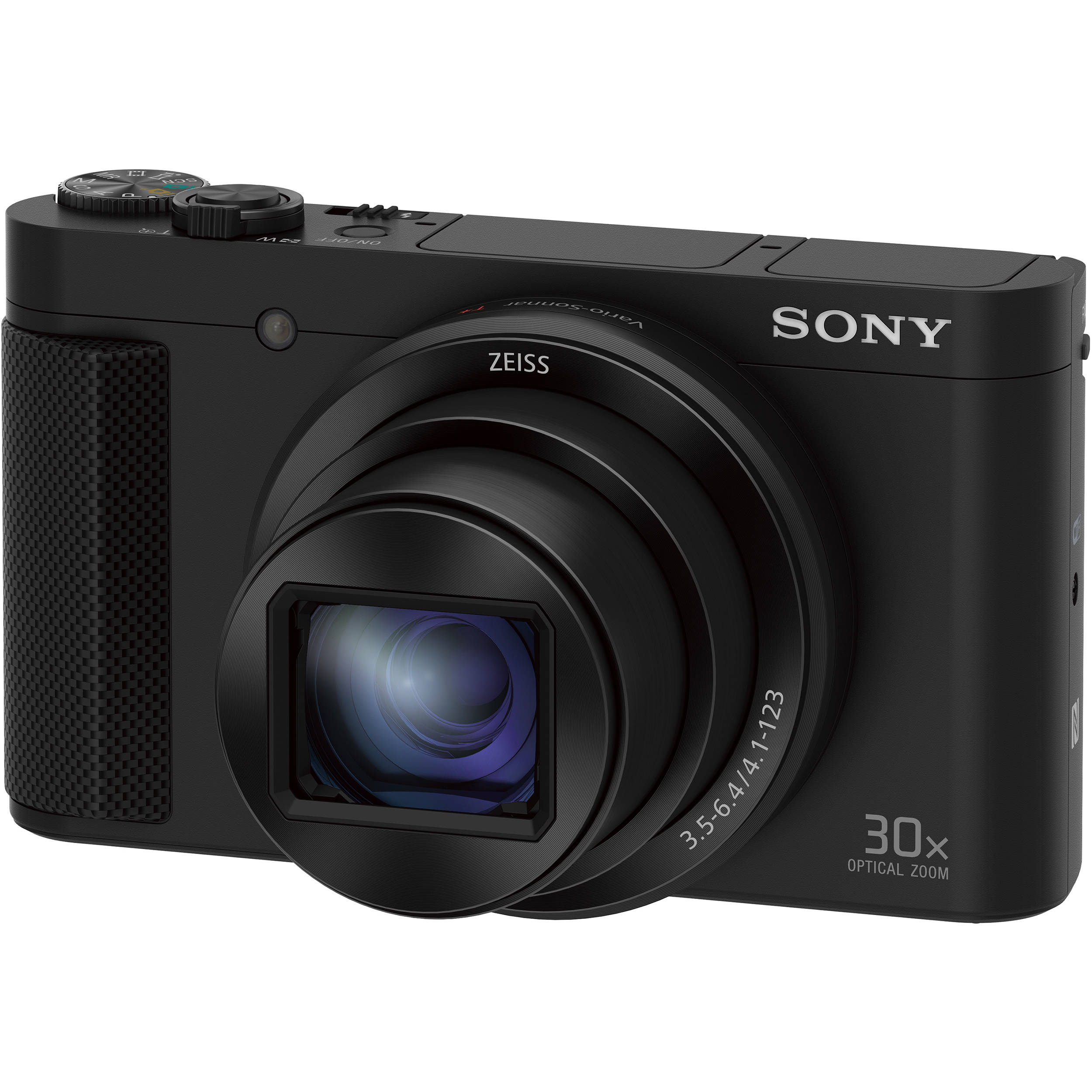 Sony Cyber-shot DSC-HX80 Digital Camera DSCHX80/B B&H Photo