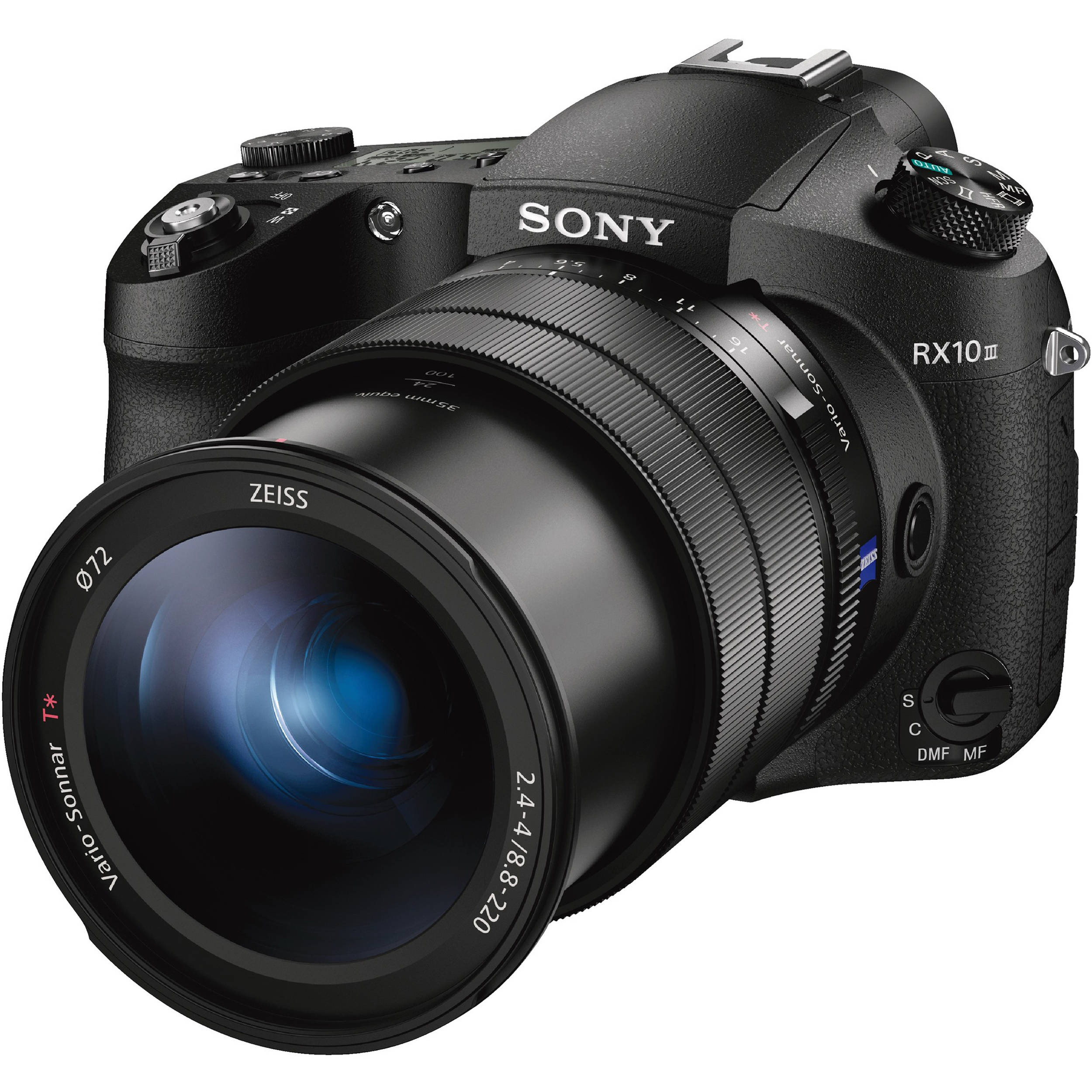 Sony RX10 III Digital Camera DSC-RX10M3 Cyber-shot B&H Photo