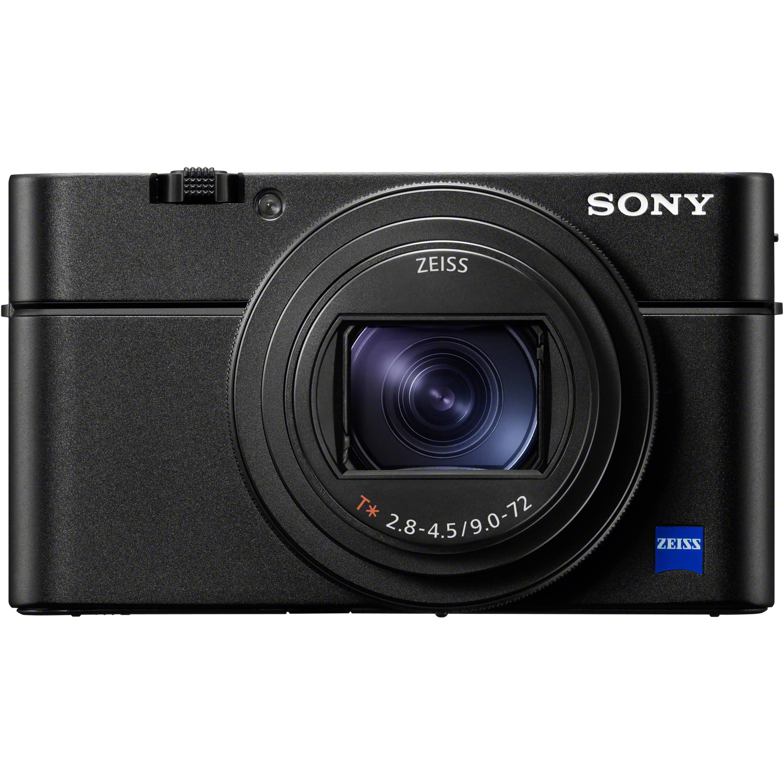 Case for Sony Cyber Shot Point and Shoot Digital Camera with Screen Protector