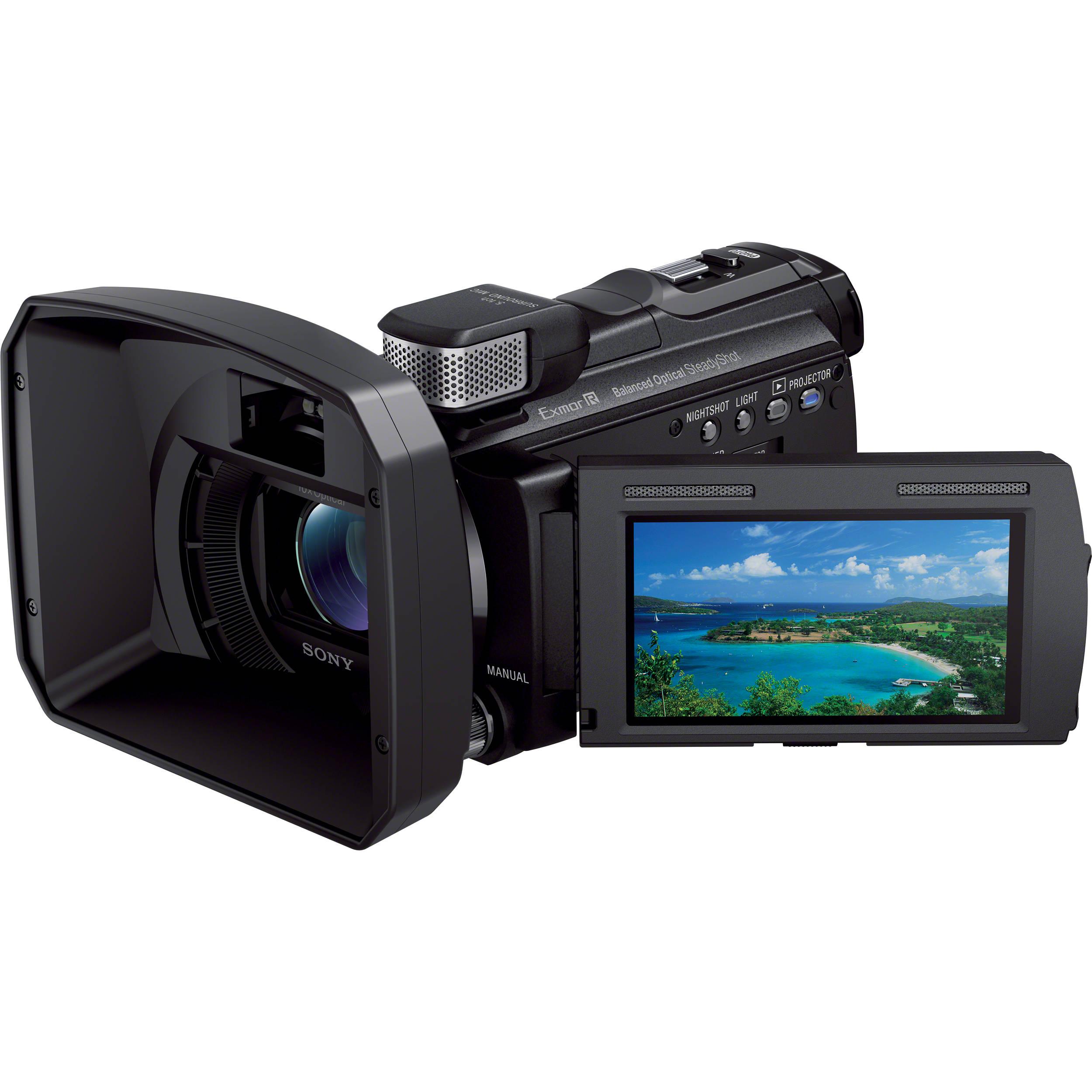 sony 96gb hdr pj790 hd handycam with projector hdr pj790v b b h rh bhphotovideo com manual camara de video sony hybrid manual de camara de video sony handycam dcr-sx20