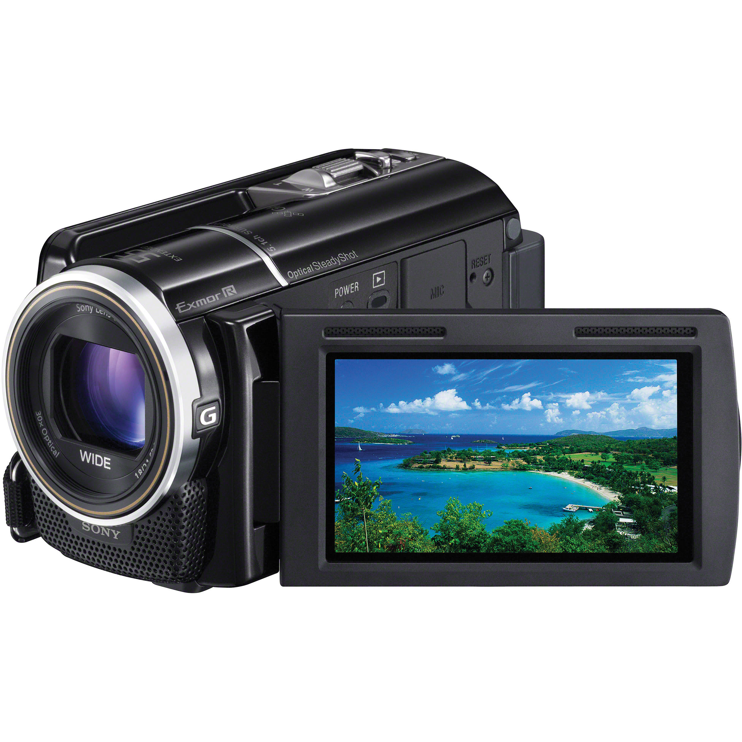 Sony HDR-XR260V High Definition Handycam Camcorder HDR-XR260V
