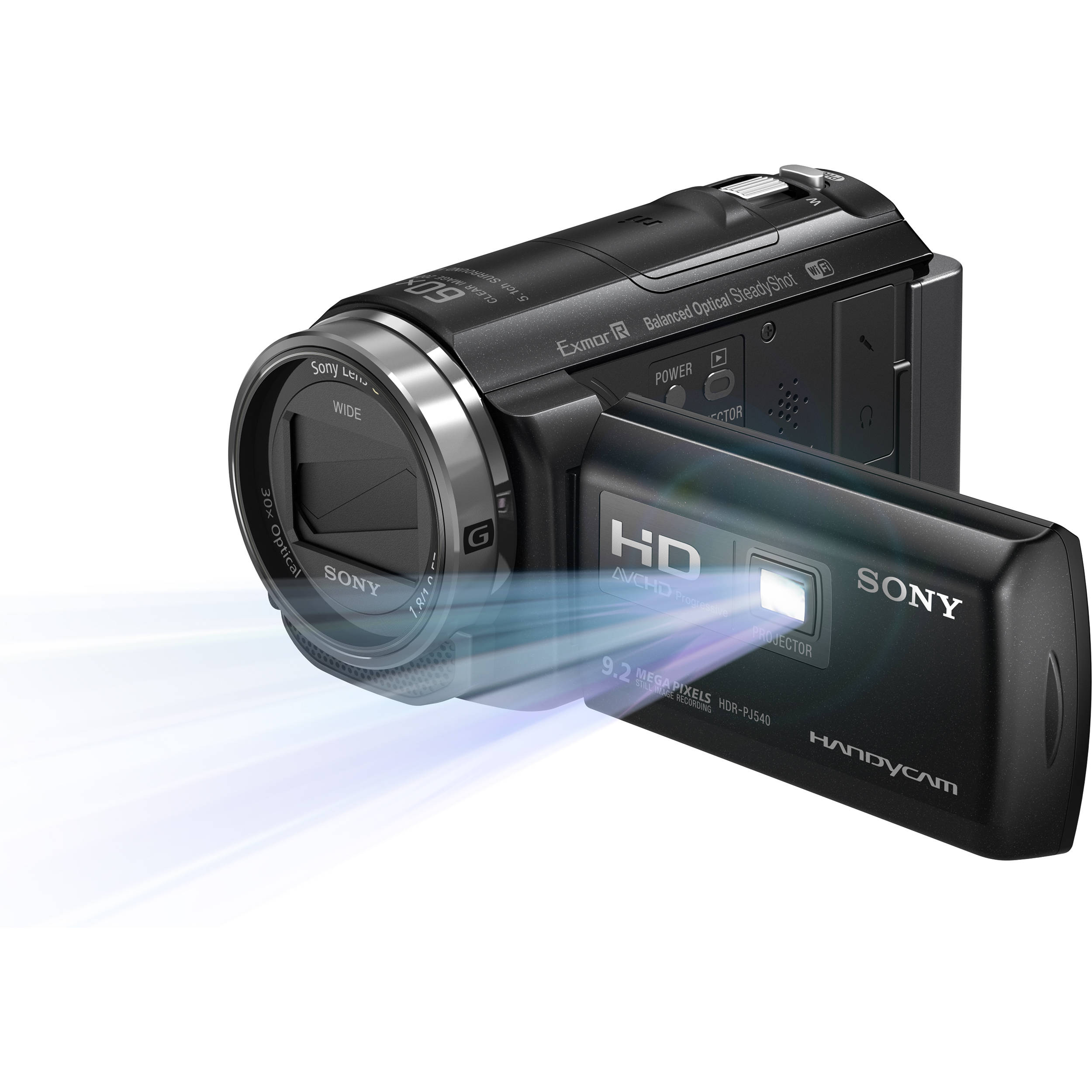 sony video camera price. sony 32gb hdr-pj540 full hd handycam camcorder with built-in projector (black video camera price s