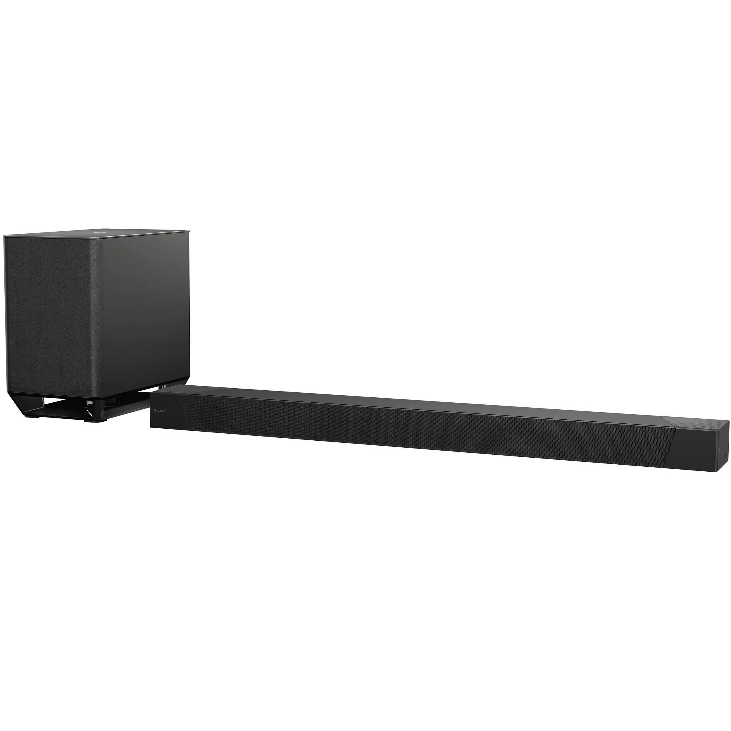 Sony Ht St5000 800w 7 1 2 Channel Soundbar System
