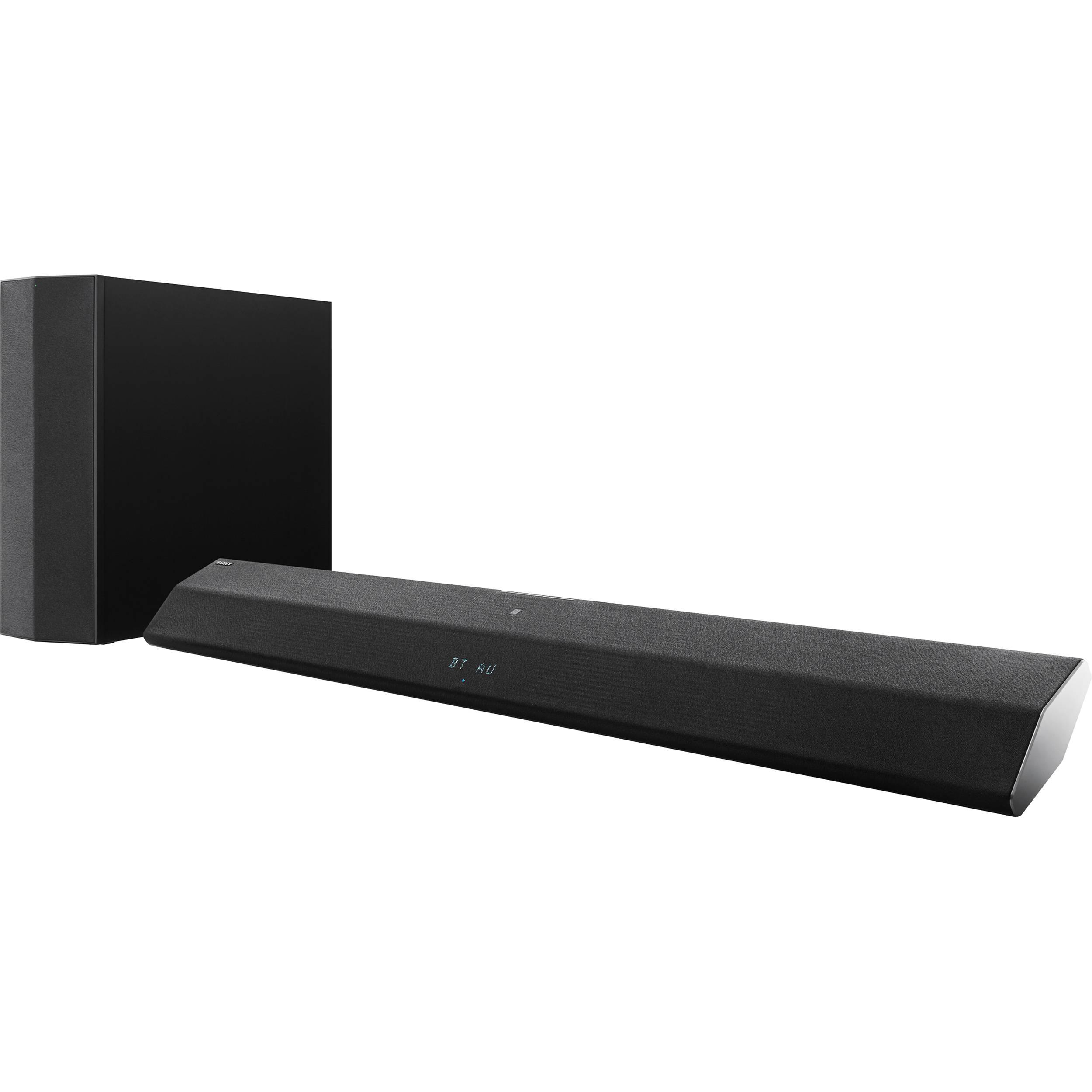 Sony Ht Ct370 300w 2 1 Channel Soundbar System