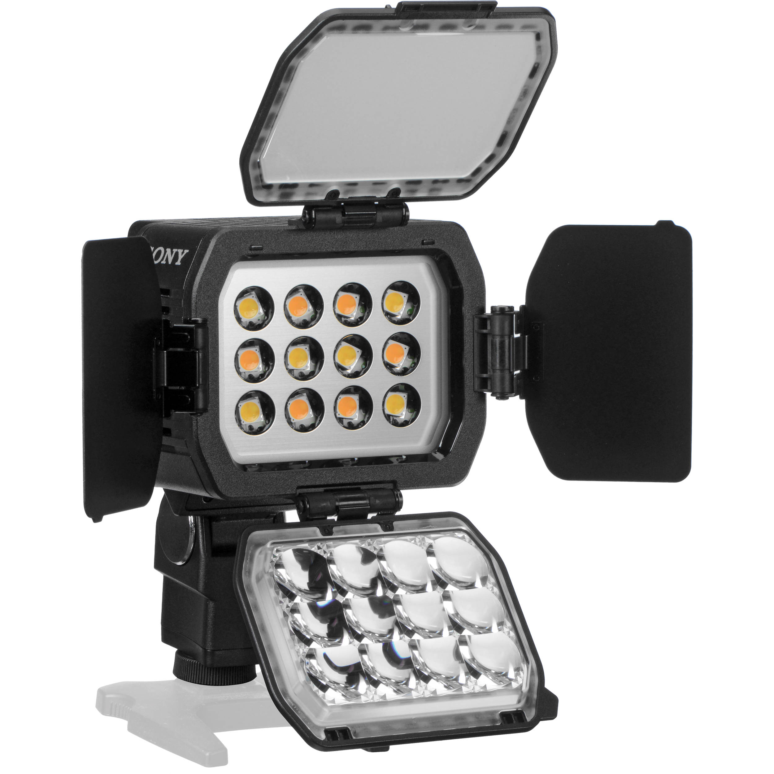 video product professional kit led studio vidpro lighting vdp
