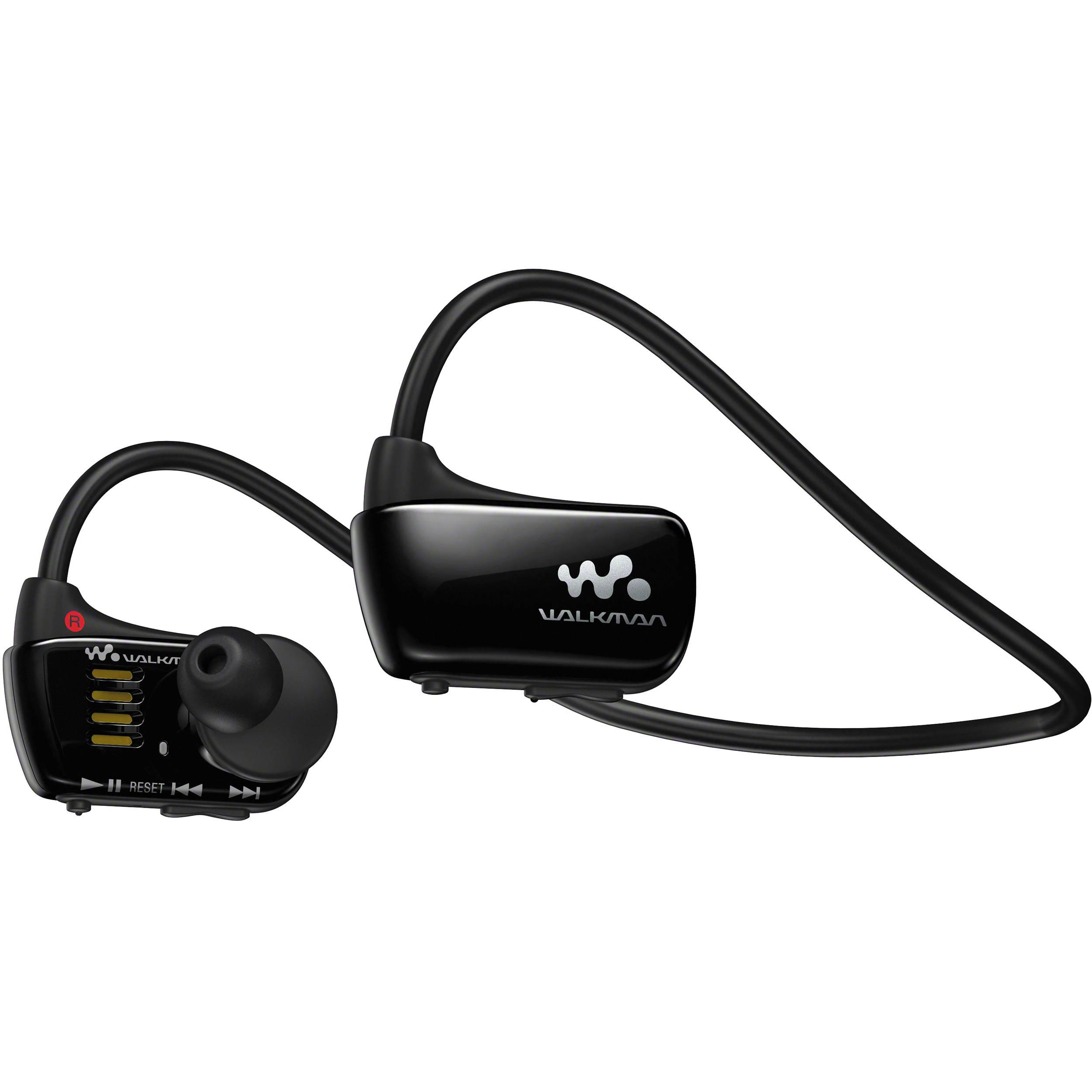 sony 4gb w series walkman sports mp3 player black nwzw273sblk rh bhphotovideo com sony walkman 4gb mp3 player user manual sony walkman sports mp3 player user guide
