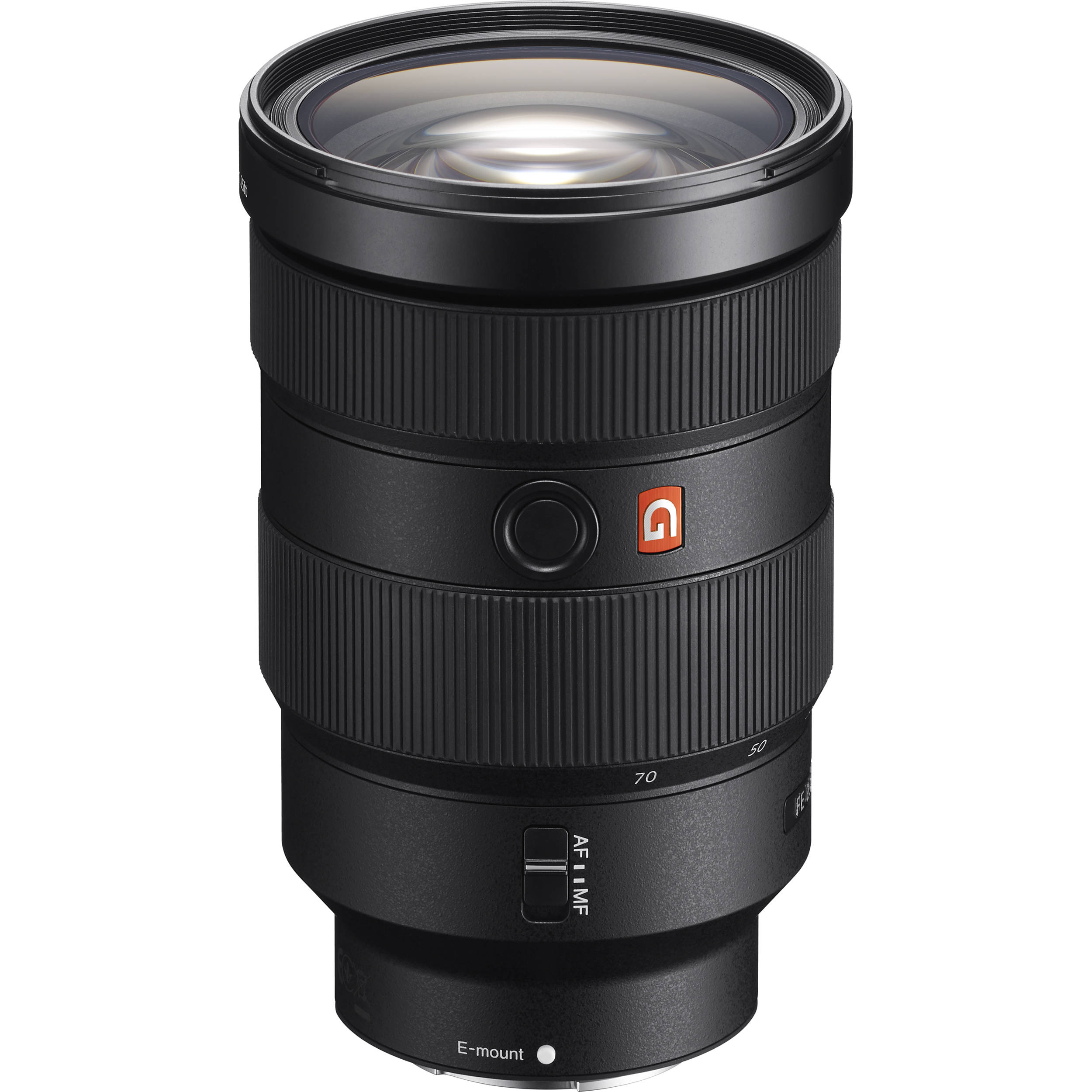 d6343be3dde Sony FE 24-70mm f 2.8 GM Lens SEL2470GM B H Photo Video