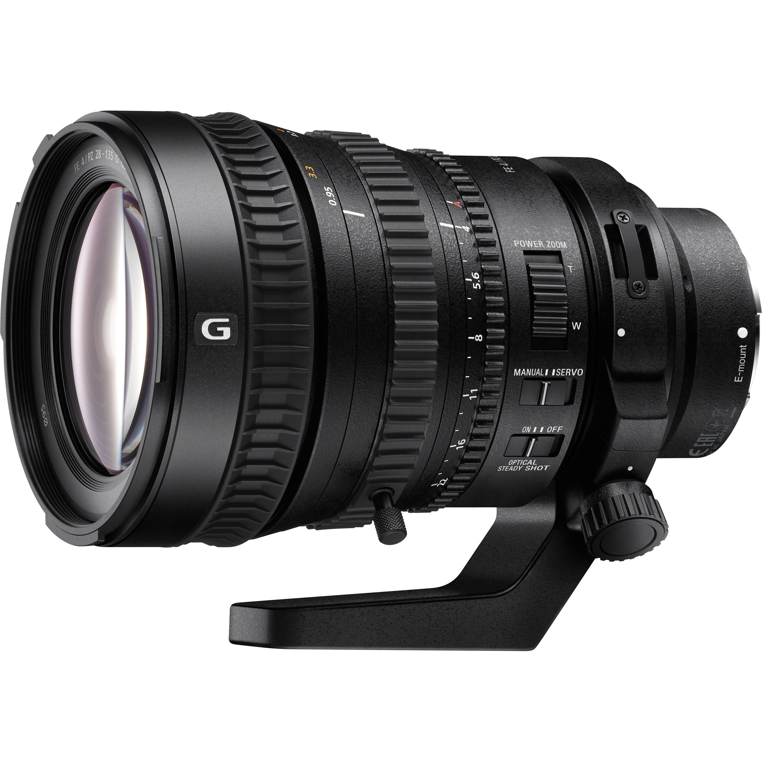 Sony Fe Pz 28 135mm F 4 G Oss Lens Selp28135g Bh Photo Video Free Pcb Design Software Freepcb V1355