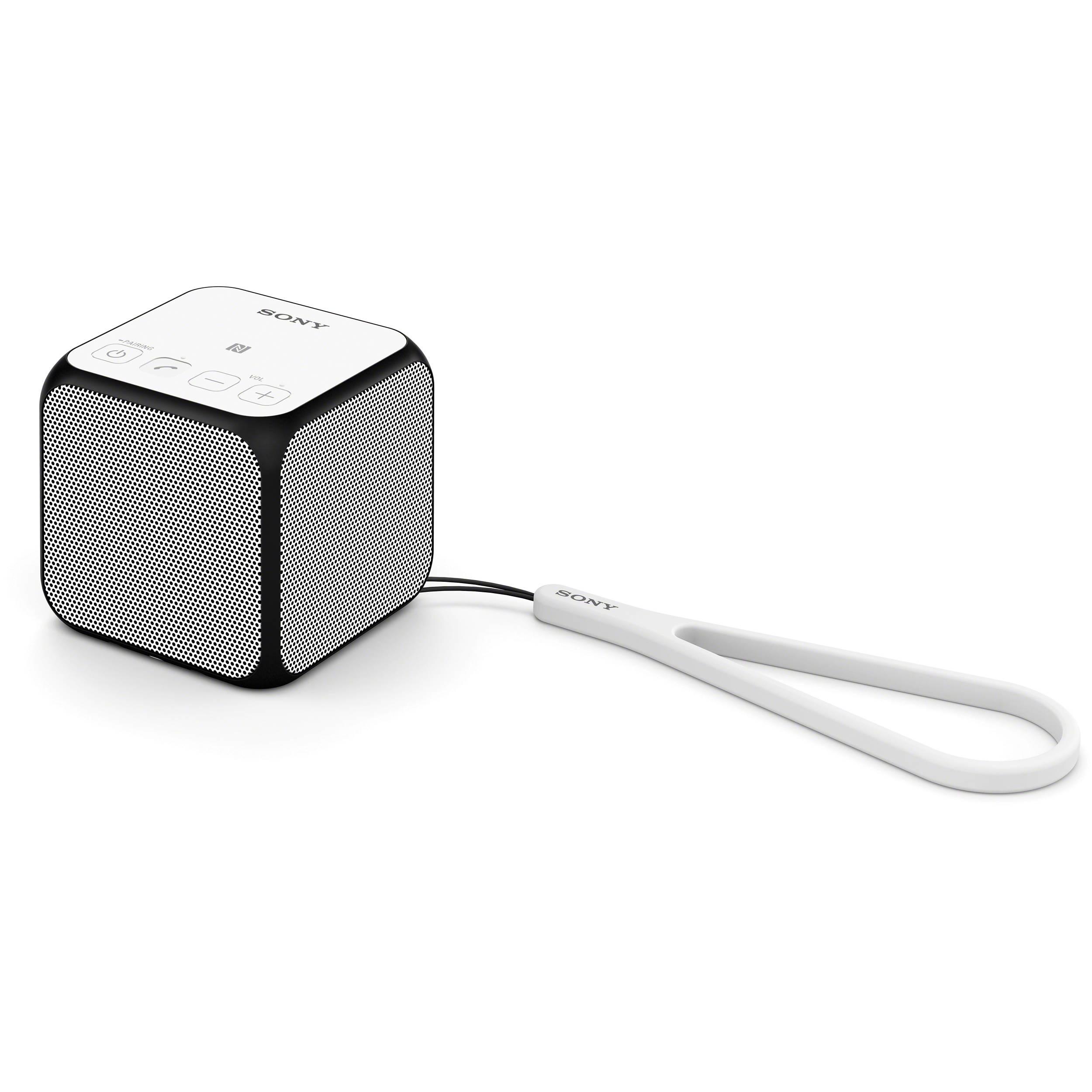 sony ultra portable bluetooth speaker. sony srs-x11 ultra-portable bluetooth speaker (white) ultra portable n