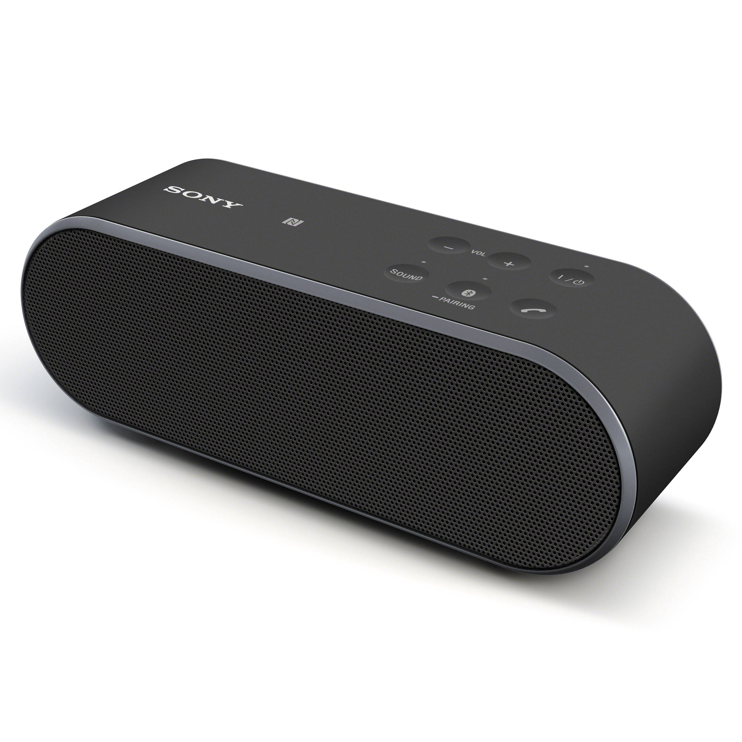 sony ultra portable bluetooth speaker black. Black Bedroom Furniture Sets. Home Design Ideas