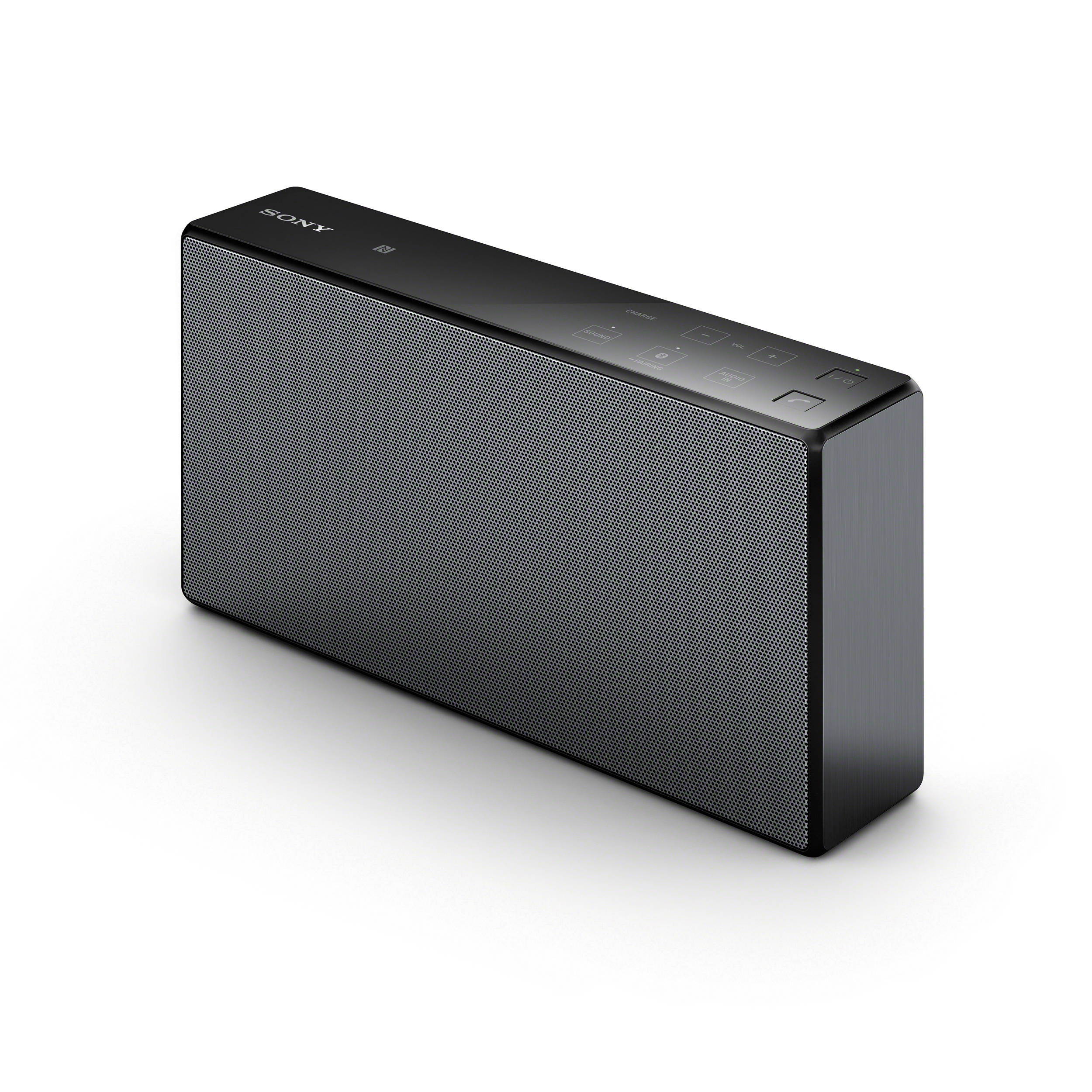 sony srsx5 portable bluetooth speaker black srsx5 blk b h. Black Bedroom Furniture Sets. Home Design Ideas