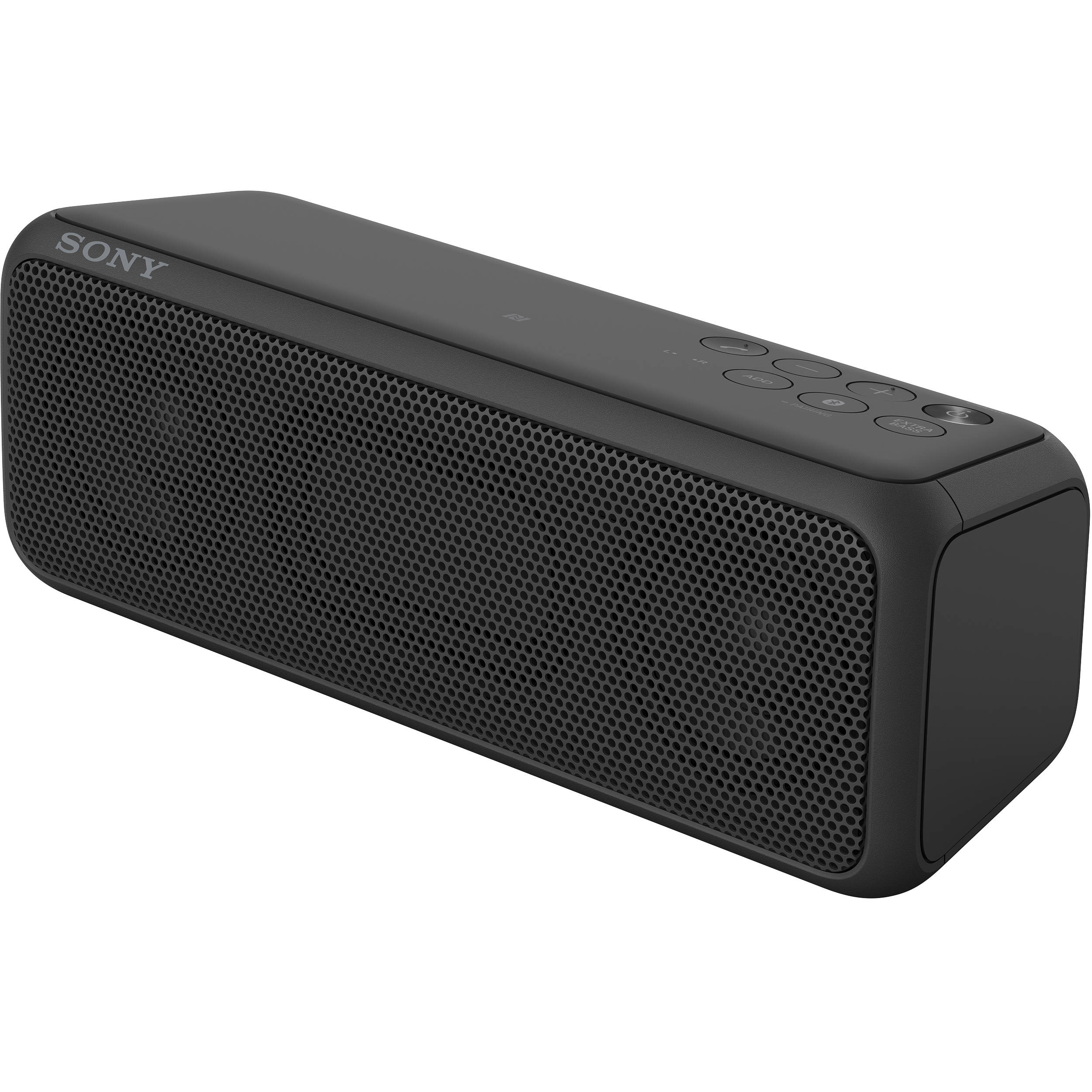 sony srs xb3 portable bluetooth wireless speaker srsxb3 blk b h. Black Bedroom Furniture Sets. Home Design Ideas